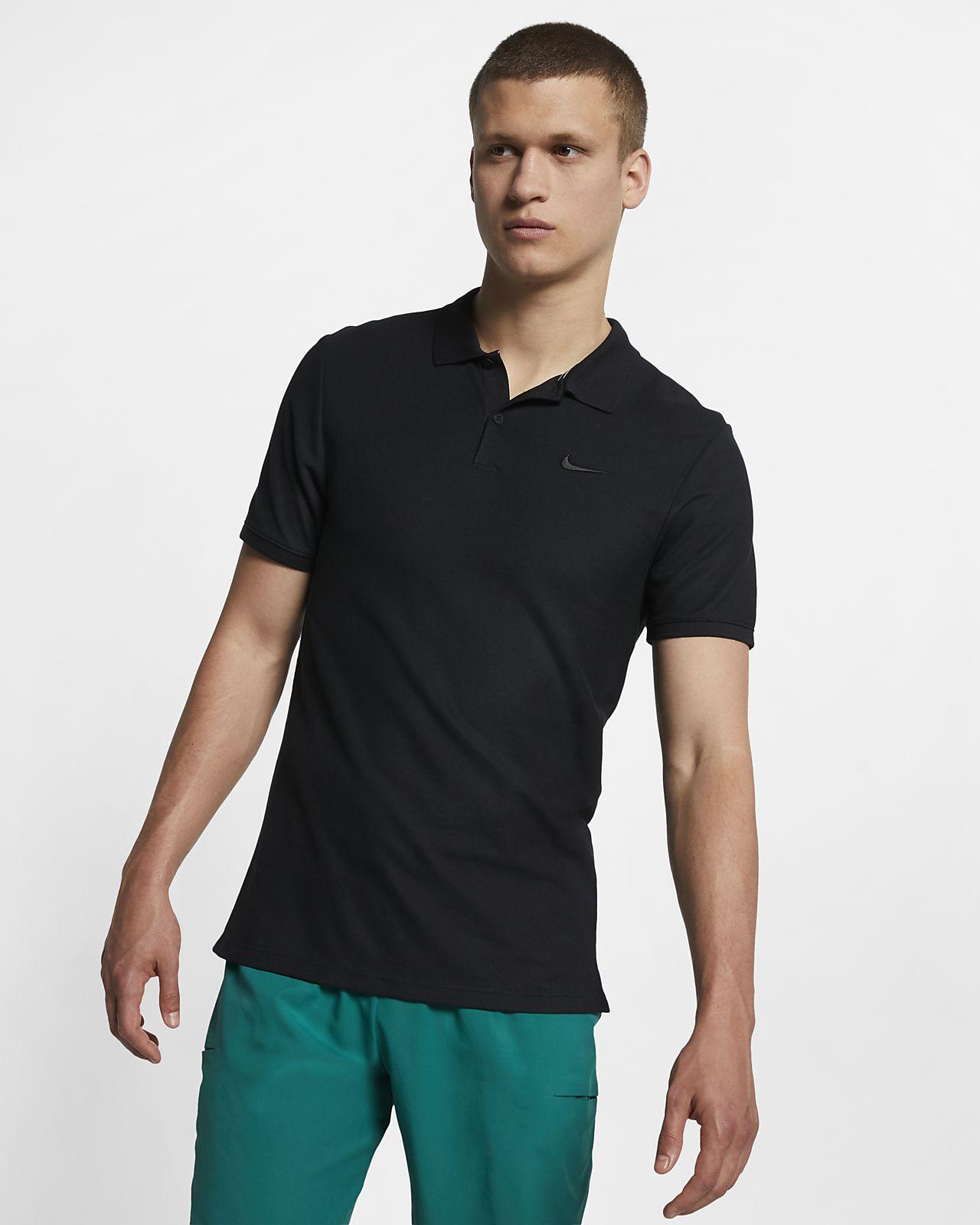 Pánská tenisová polokošile NikeCourt Advantage