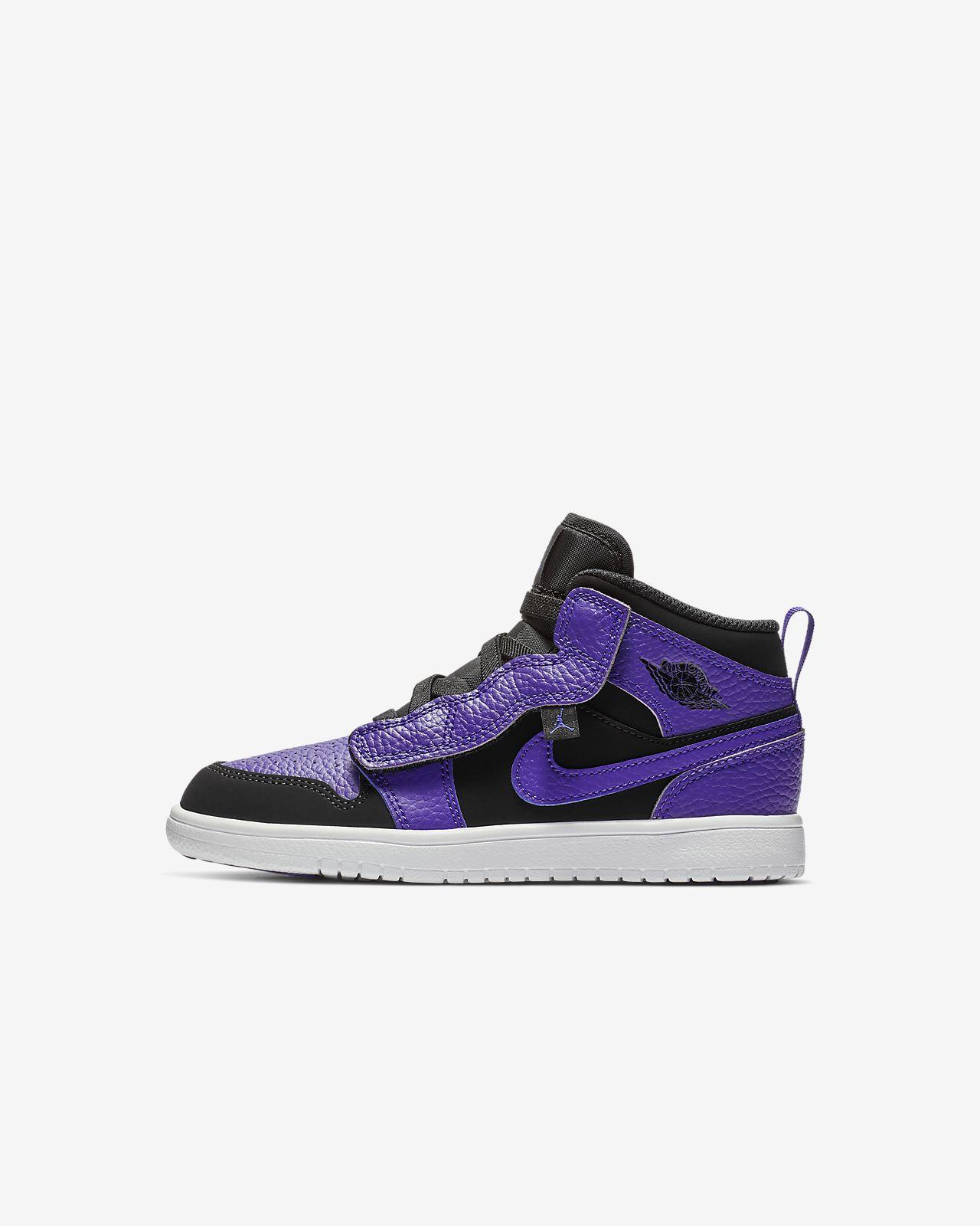 timeless design 26ba2 c1ea2 รองเท้าเด็กเล็ก Air Jordan 1 Mid Alt
