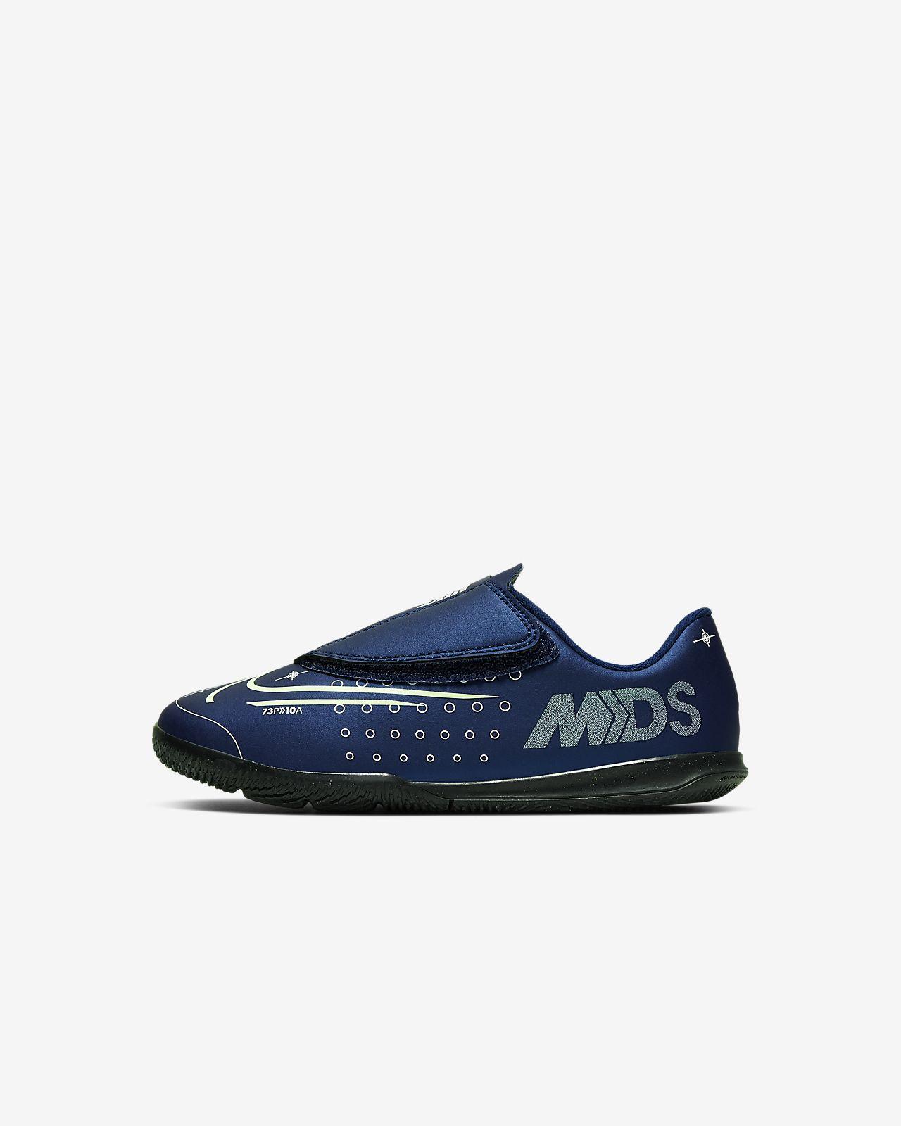 Chaussure de football en salle Nike Jr. Mercurial Vapor 13 Club MDS IC pour Jeune enfant