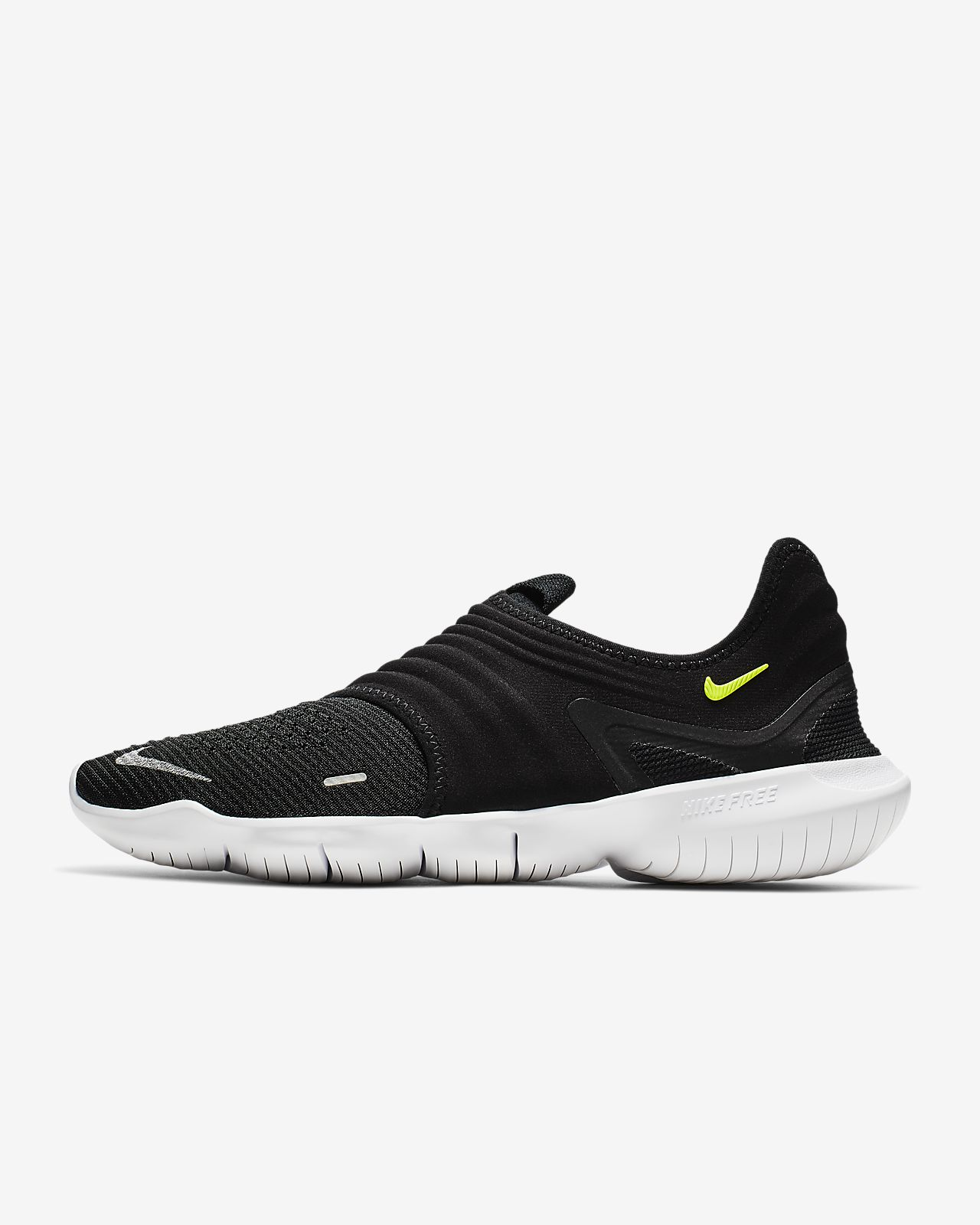 on sale dbd18 e2dff Nike Free RN Flyknit 3.0 Men's Running Shoe