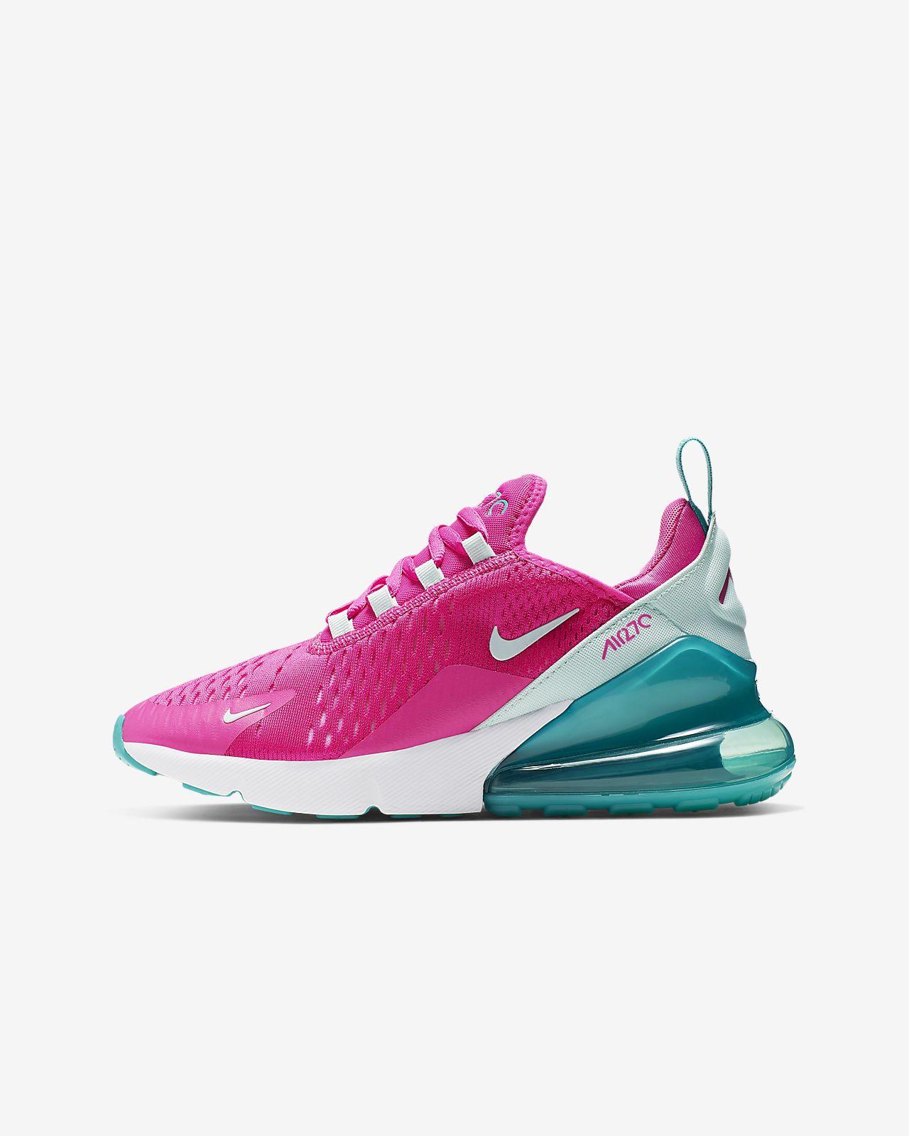 sports shoes f1fe2 09170 ... Nike Air Max 270 Big Kids  Shoe