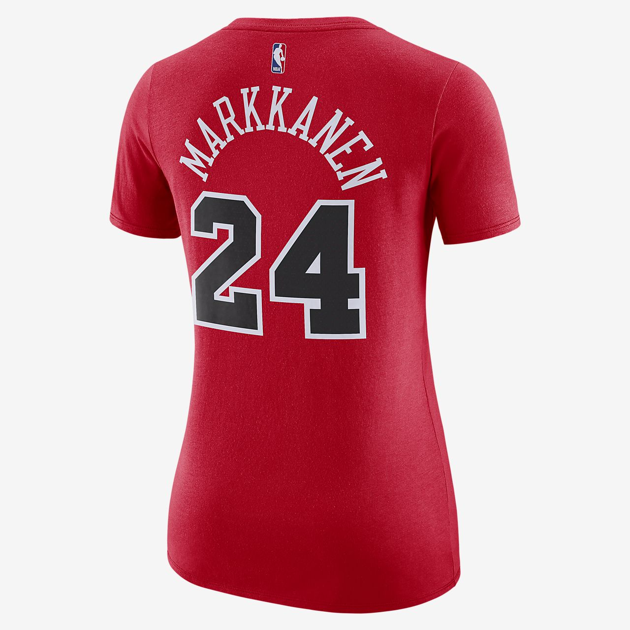 youth chicago bulls lauri markkanen nike red swingman jersey icon ... 5cabcb0af