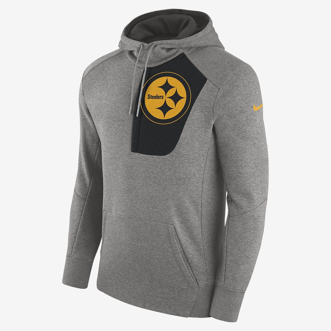 Sudadera con capucha para hombre Nike Fly Fleece (NFL Steelers ... 259e9fafb20