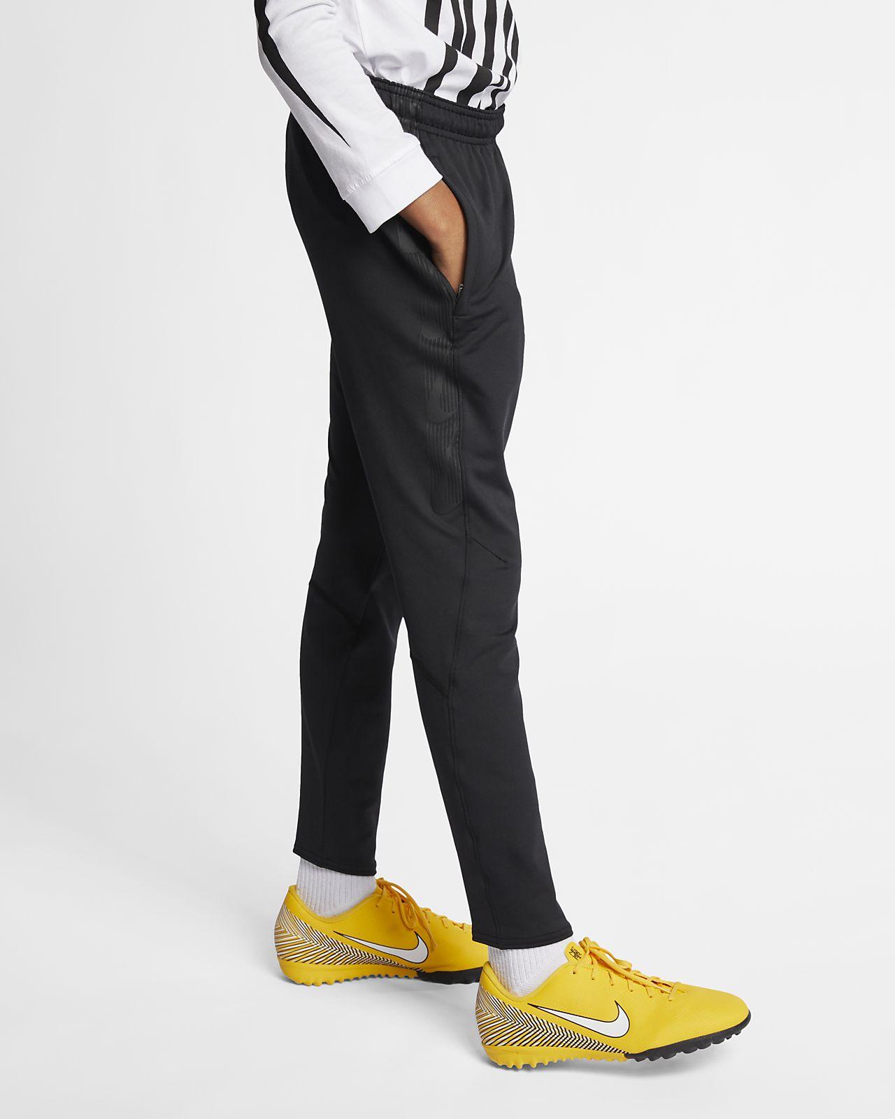 Calças de futebol Nike Dri-FIT Squad Júnior