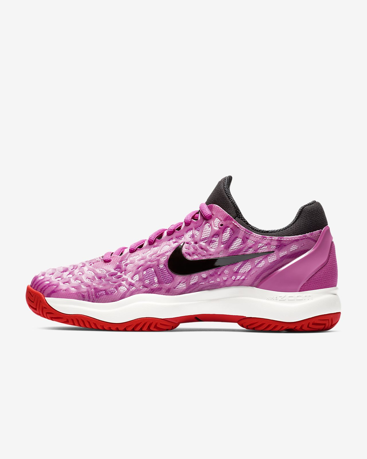 NikeCourt Zoom Cage 3 Women s Hard Court Tennis Shoe. Nike.com SA 914aa63e2