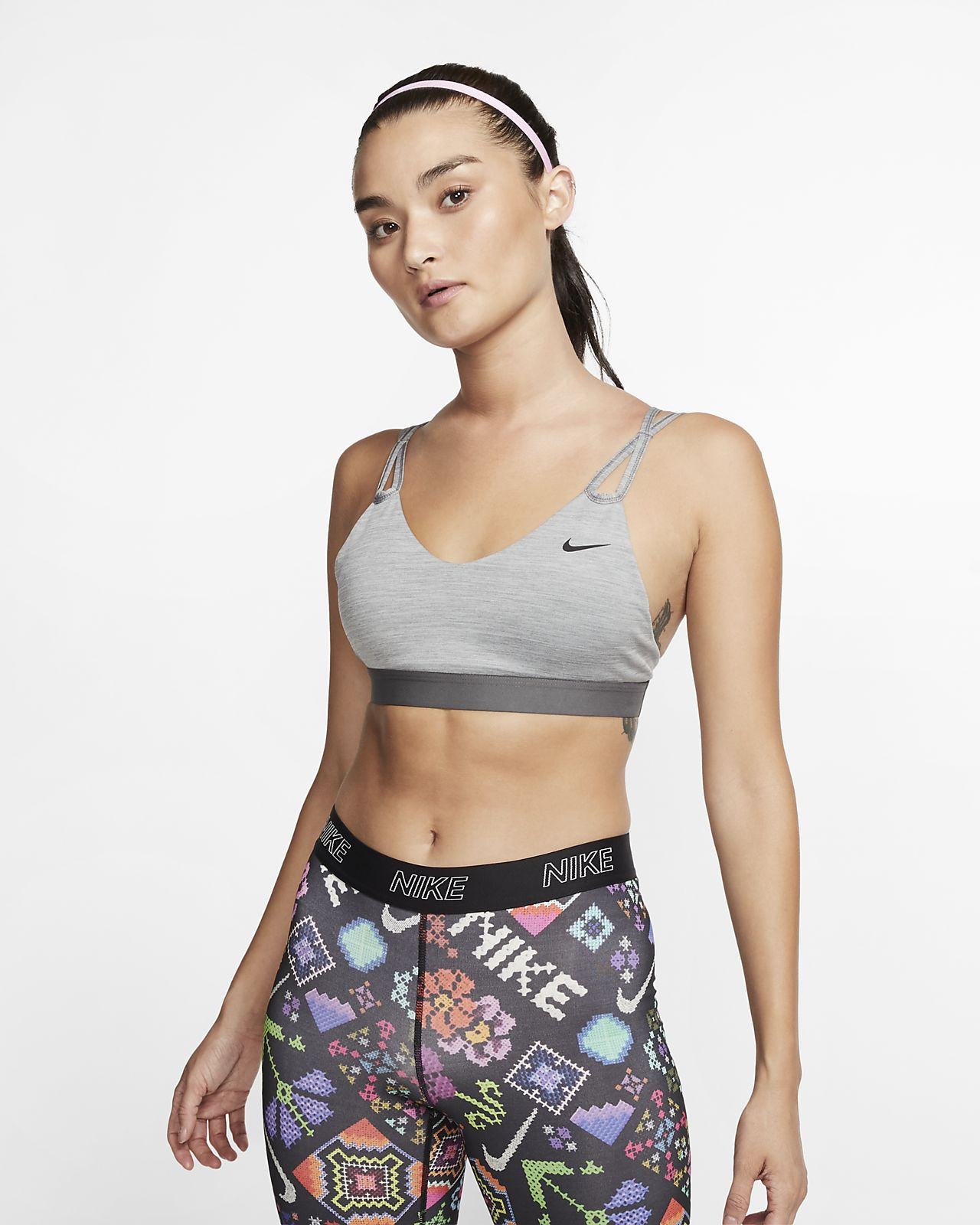 Nike Yoga Women's Light-Support Sports Bra