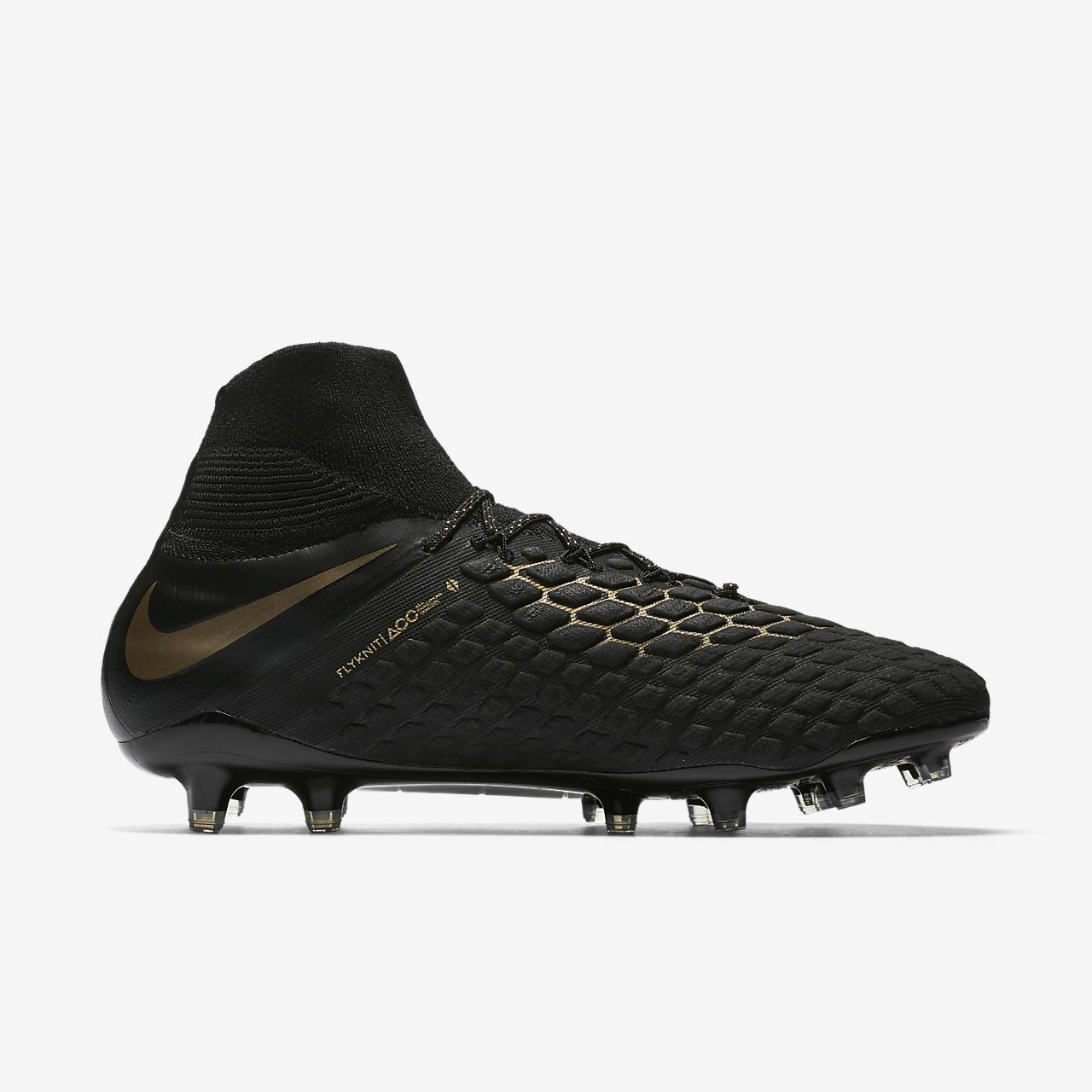 ... Nike Hypervenom III Elite Dynamic Fit Firm-Ground Soccer Cleat