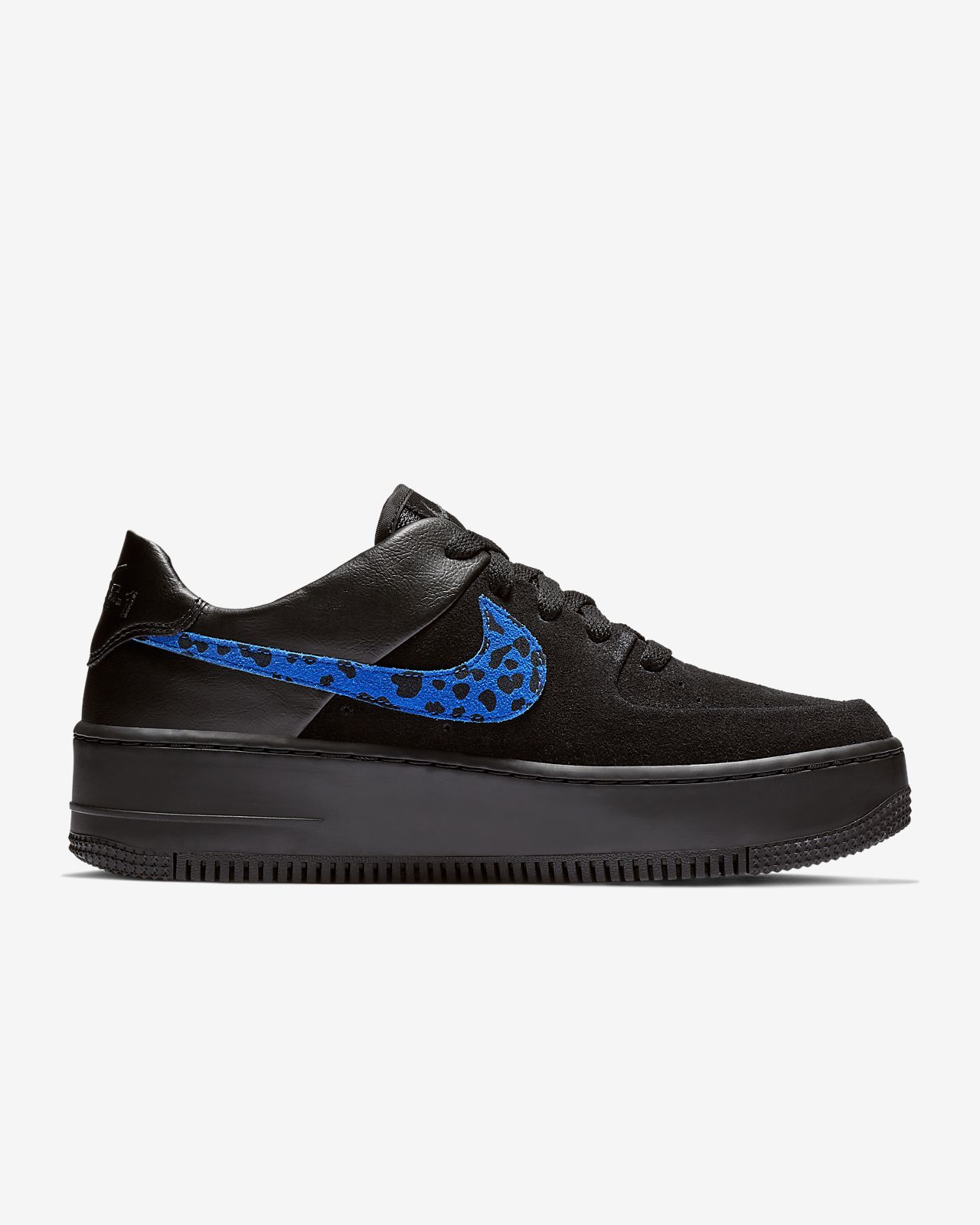 best sneakers 3ff8d 2d022 ... Nike Air Force 1 Sage Low Premium Animal Women s Shoe