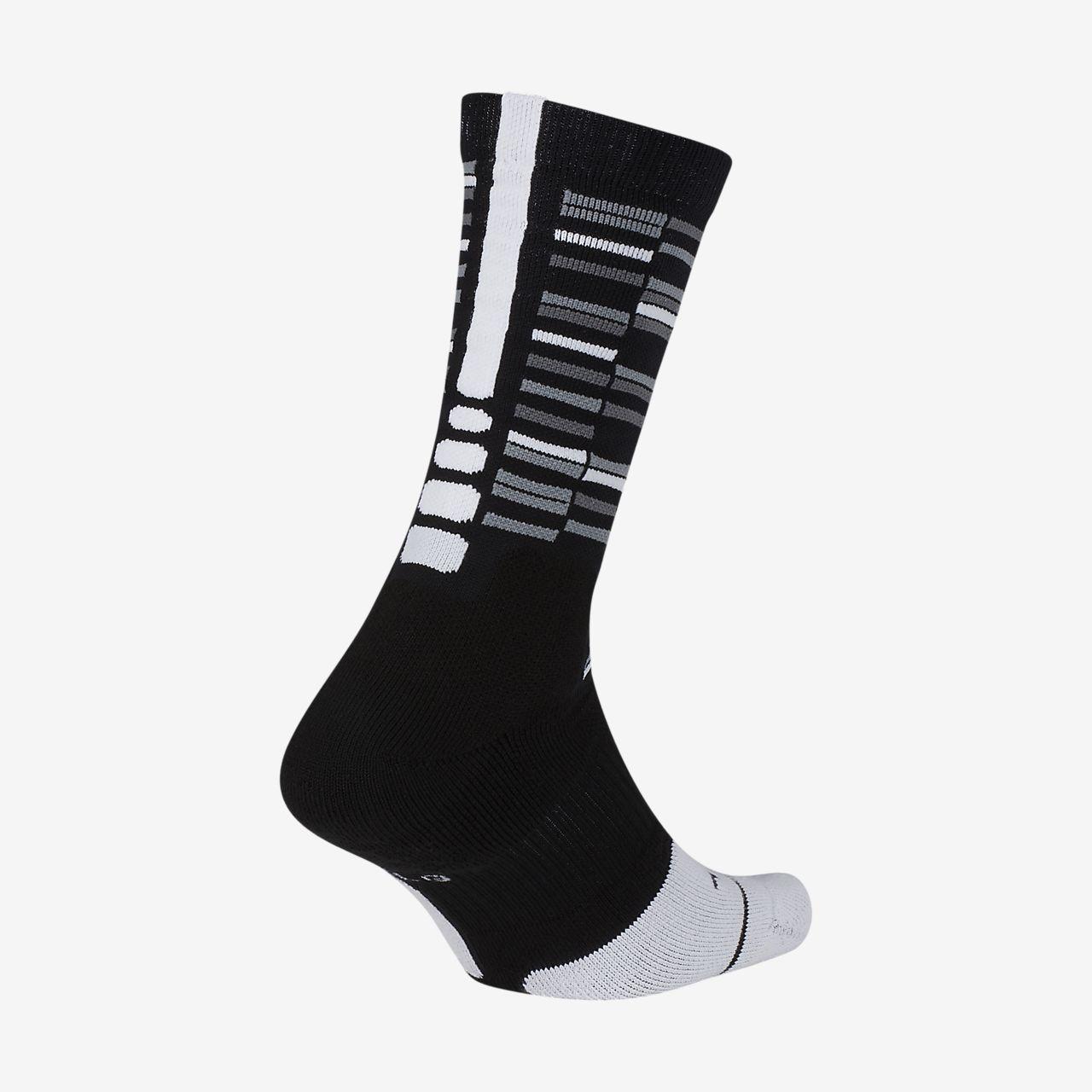 Calcetines de básquetbol Nike Elite Crew