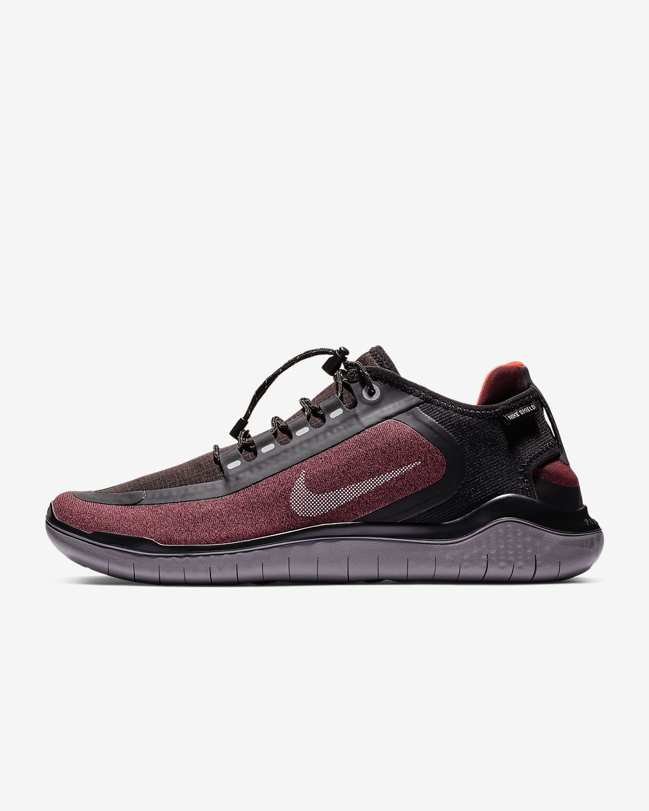 Nike Free RN 2018 Shield Water-Repellent Men's Running Shoe