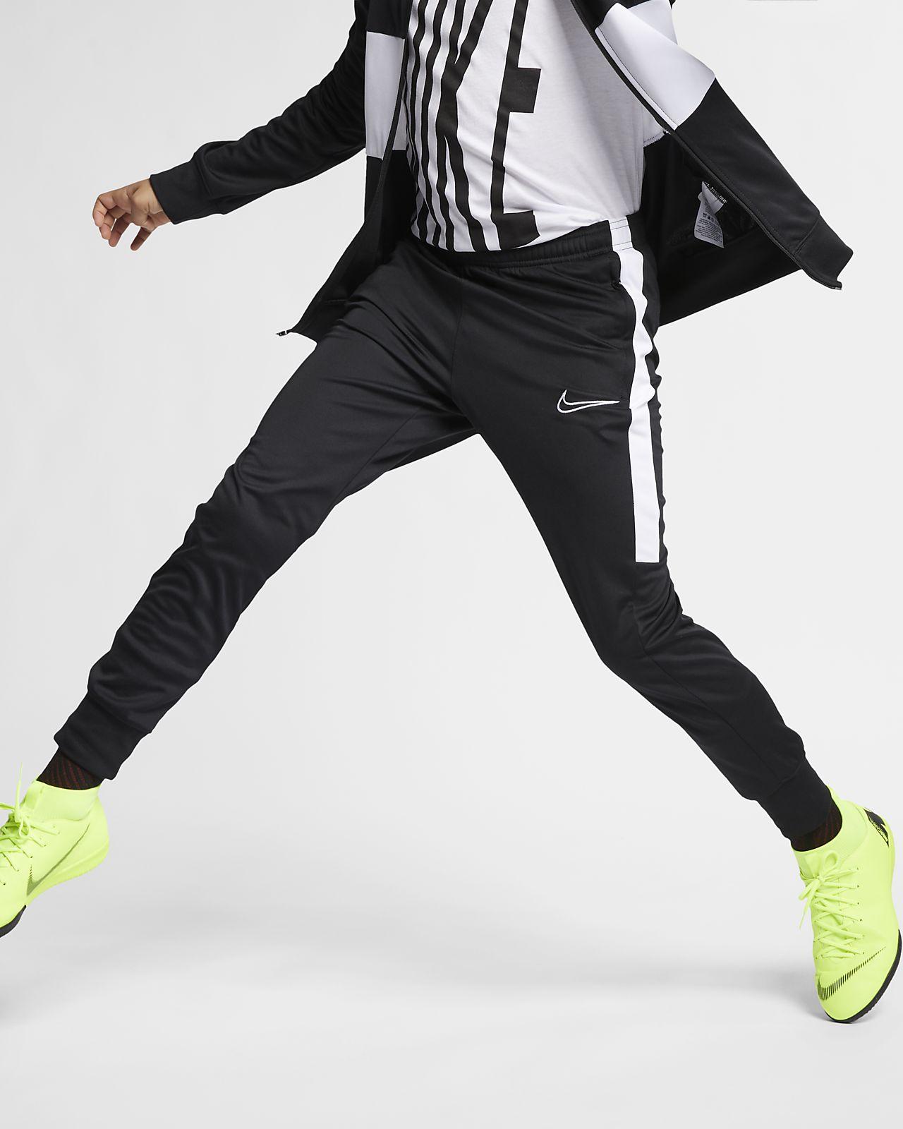Plus Âgé Academy Fit Enfant Football Pantalon Nike Pour Dri De xqXz14