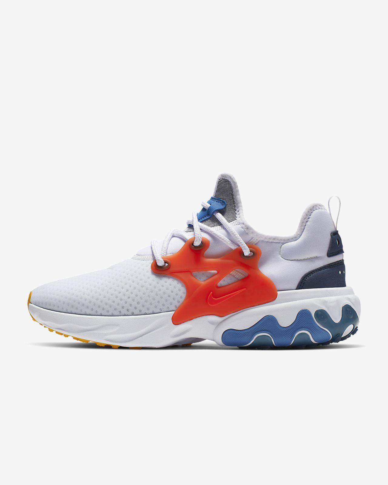 Nike React Presto Breezy Thursday 男鞋