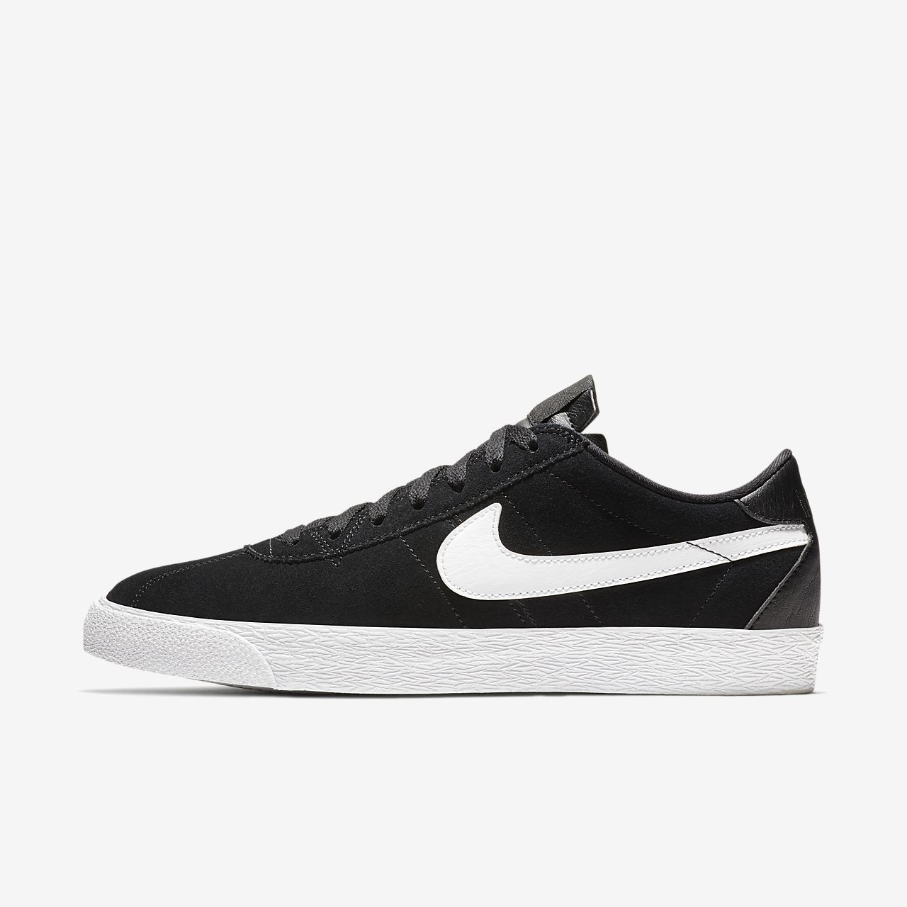 Nike SB Zoom Bruin Premium SE Men's Skateboarding Shoes Black fZ9382K