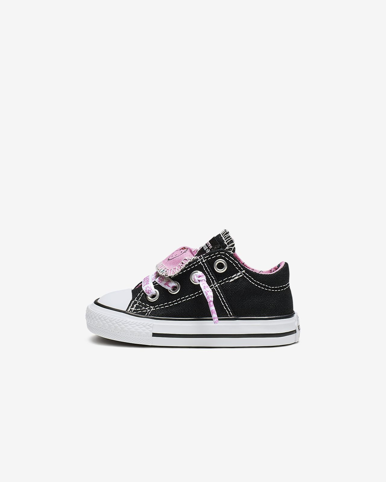 Converse x Hello Kitty Chuck Taylor All Star Maddie Low Top Baby Shoe