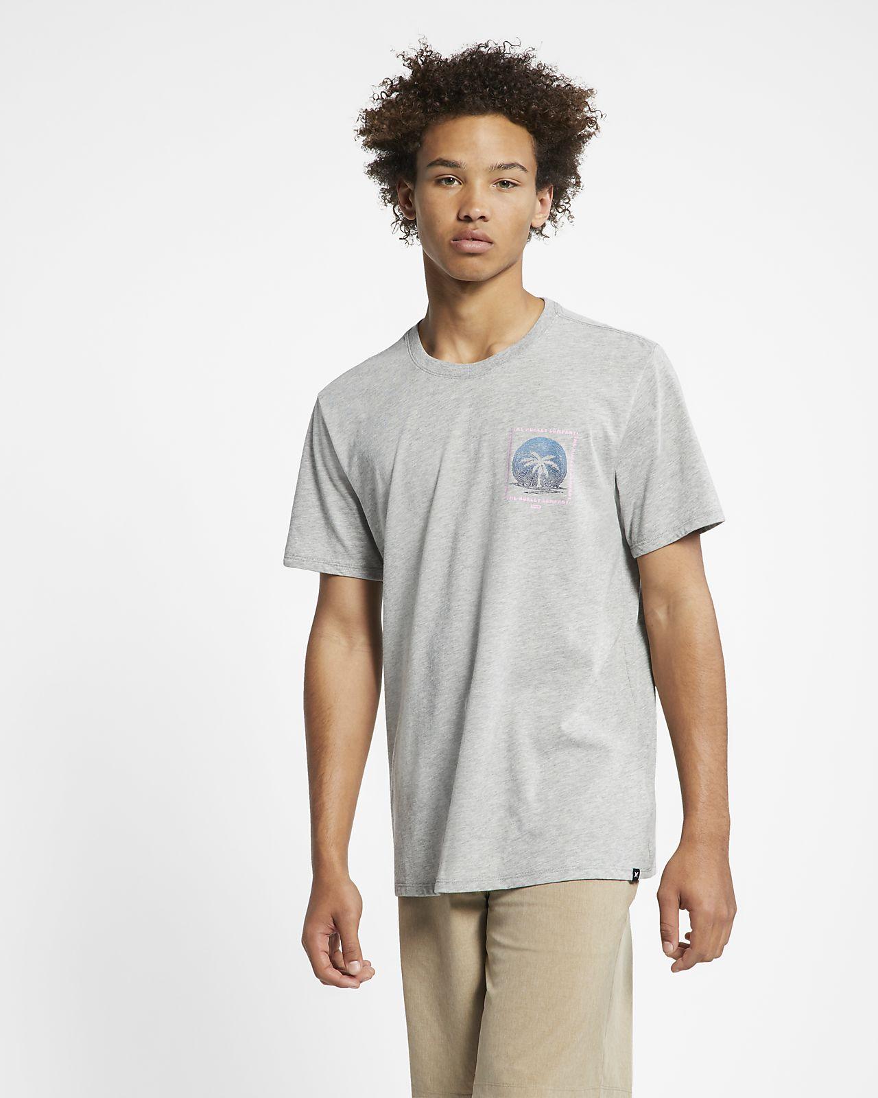 Pánské tričko Hurley Dri-FIT Trippy Palms