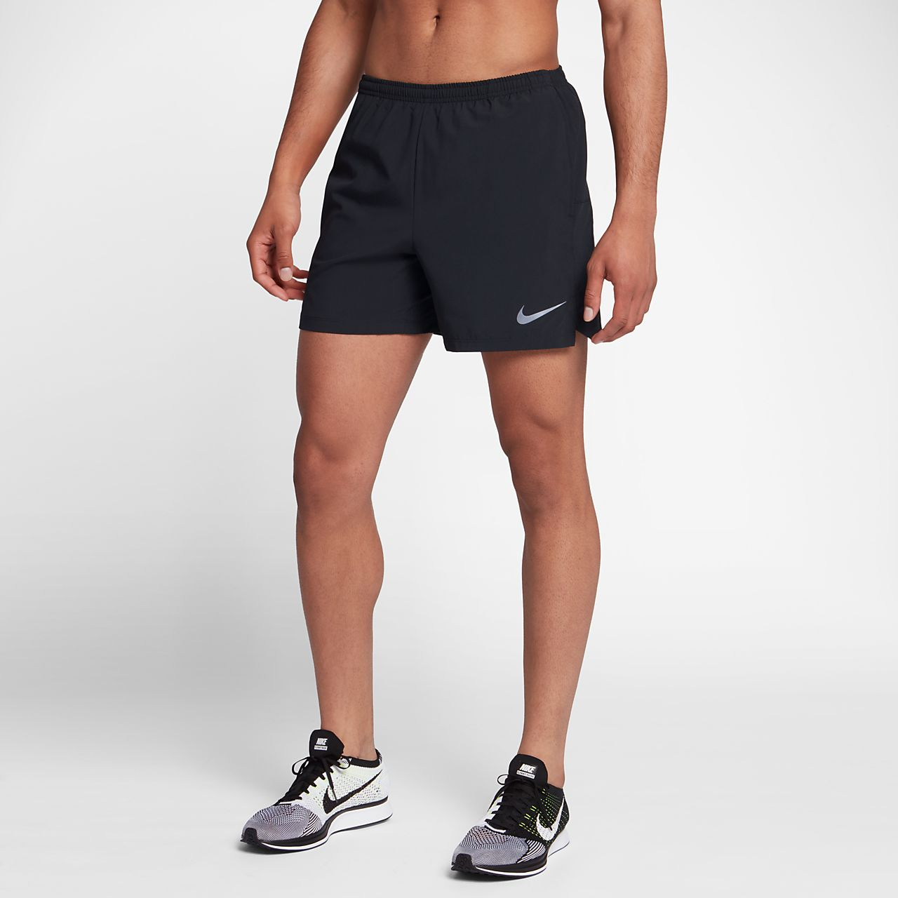 nike free run mens 12 inch shorts