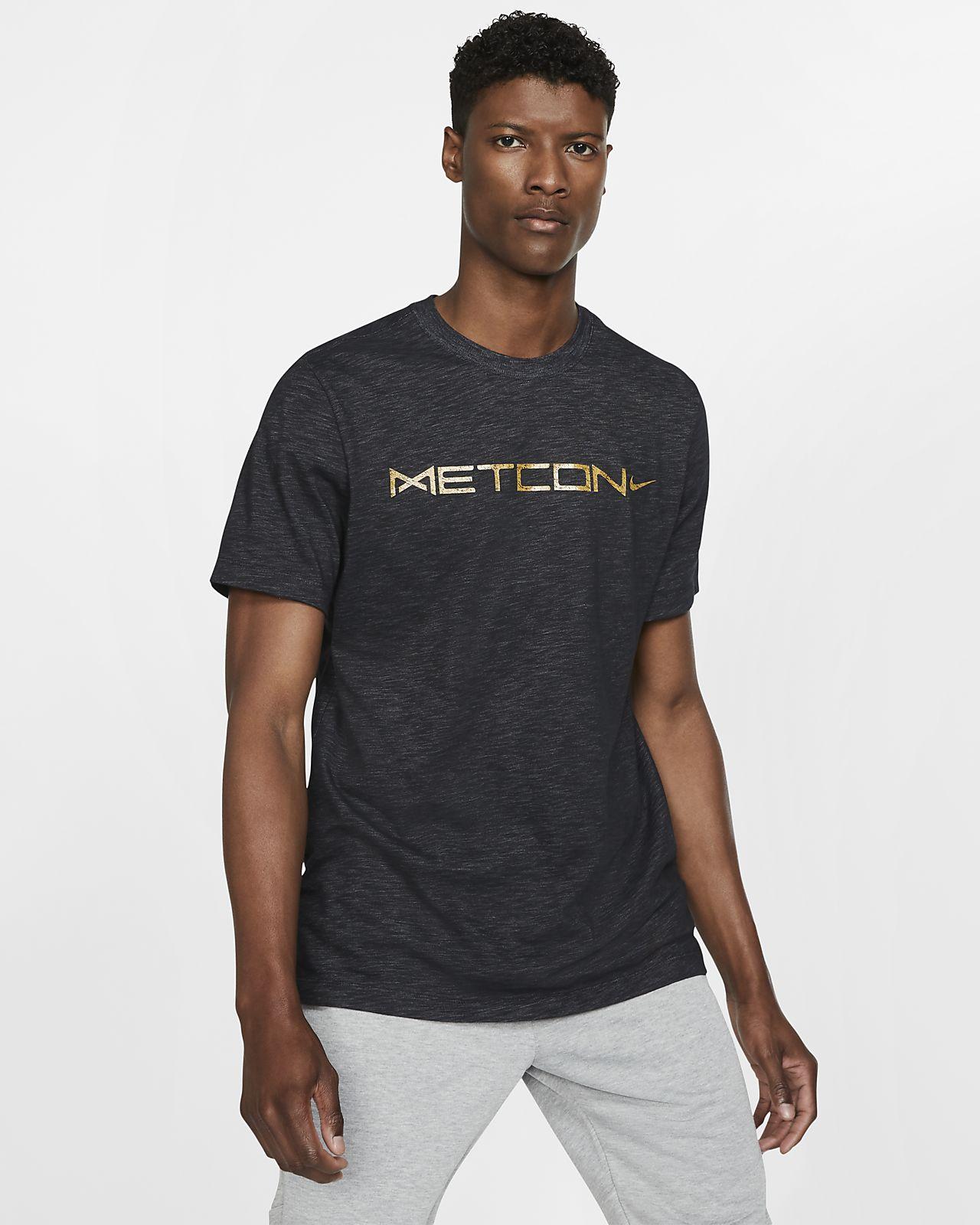 """Ανδρικό T-Shirt προπόνησης Nike Dri-FIT """"Metcon"""""""