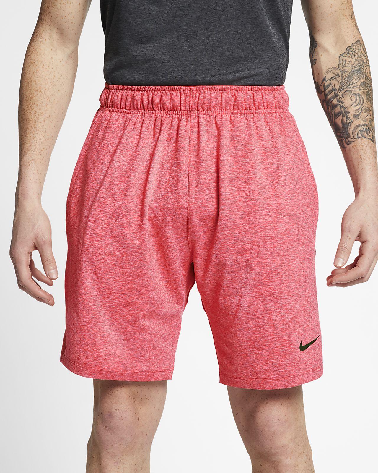 Shorts de entrenamiento de yoga para hombre Nike Dri-FIT