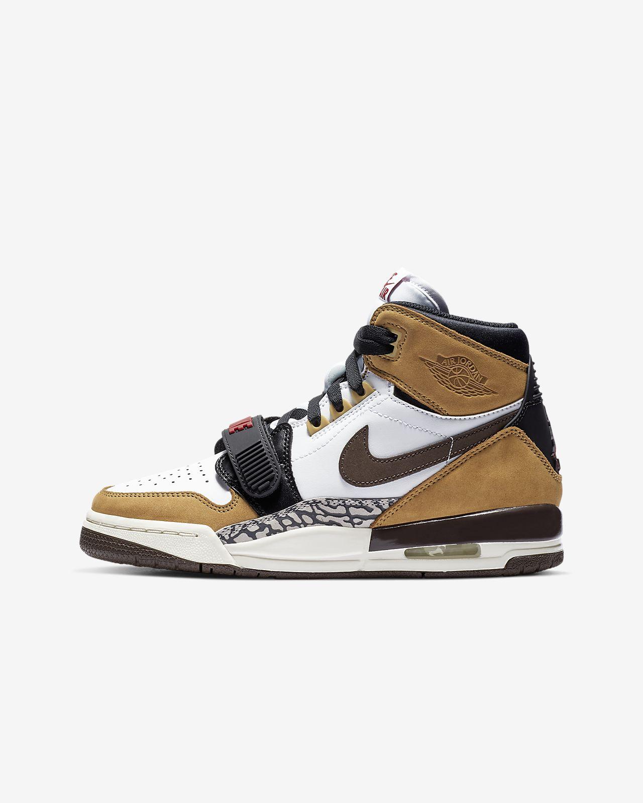 Air Jordan Legacy 312 Big Kids Shoe Nike Com