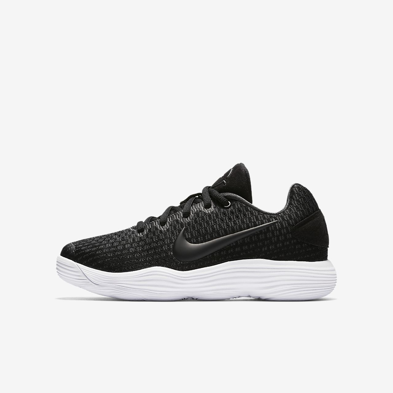 Nike Performance HYPERDUNK 2017 - Chaussures de basket blanc Vqaxmkv4