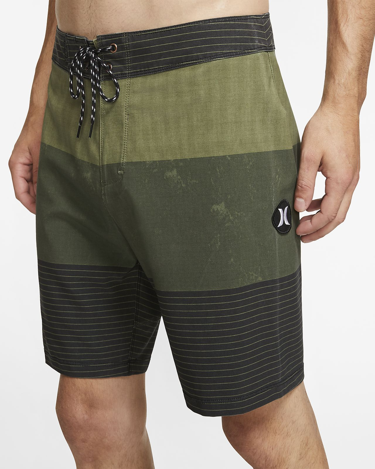 """Hurley Phantom Brigade Men's 18"""" Board Shorts"""