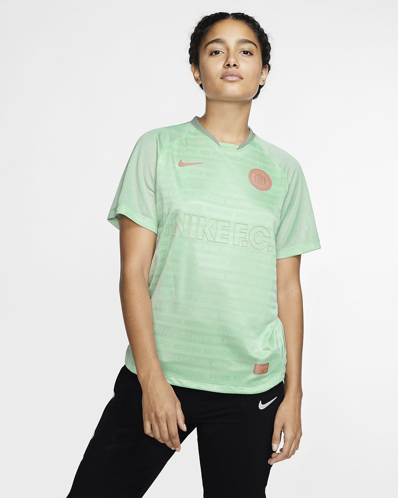 Nike F.C. Dri-FIT fotballdrakt til dame