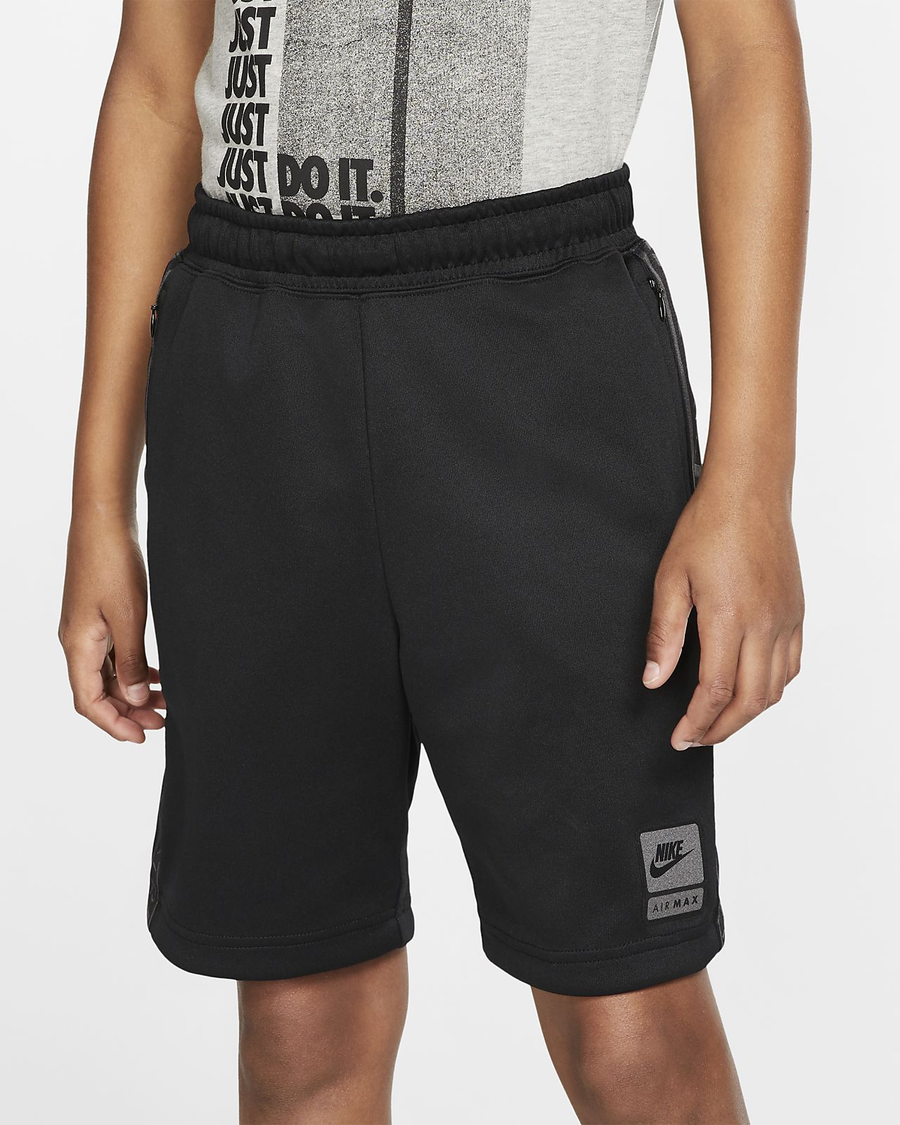 nike sportswear air max shorts f r ltere kinder jungen. Black Bedroom Furniture Sets. Home Design Ideas