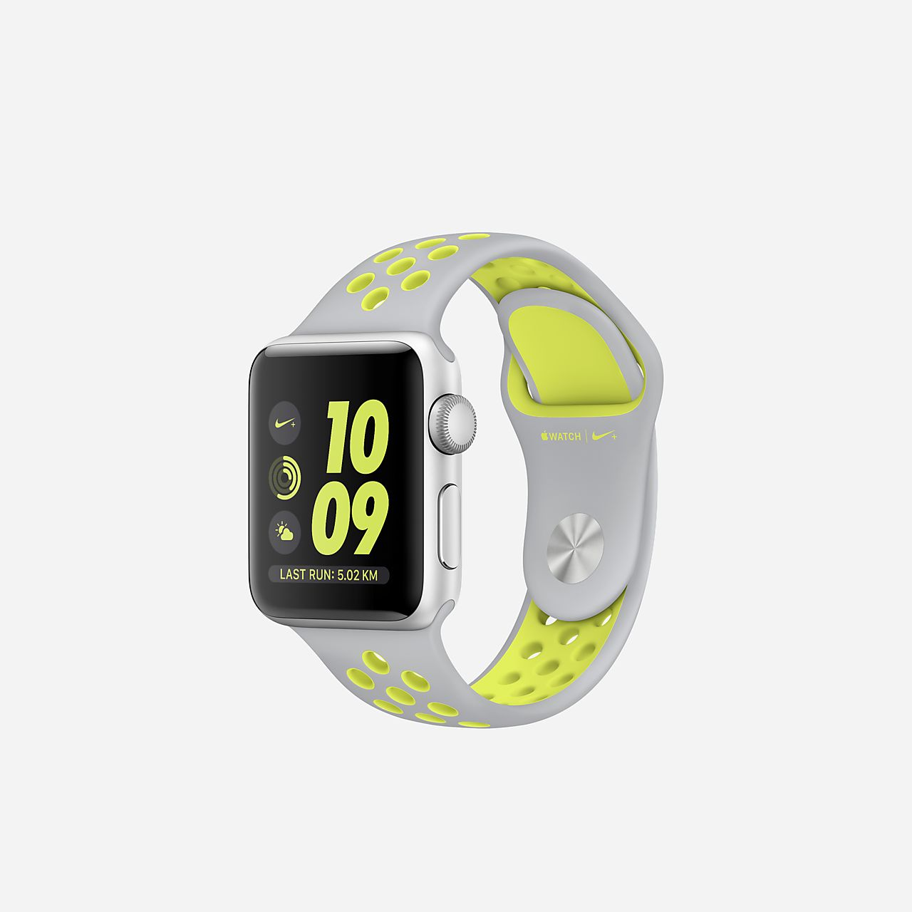 Apple Watch Nike+ Series 2 (38 mm) Open Box Laufuhr