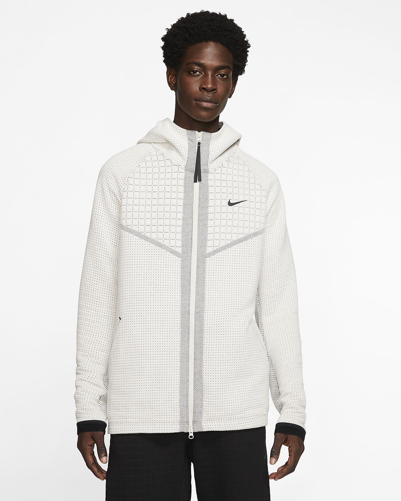 felpa nike sportswear tech fleece uomo