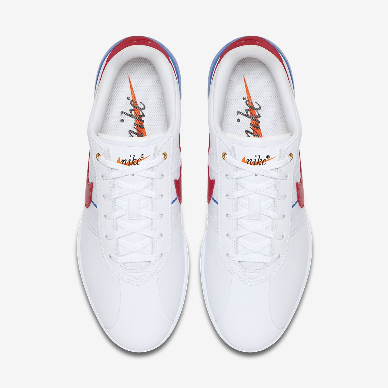 b8142f6602b Женские кроссовки для гольфа Nike Cortez G. Nike.com RU