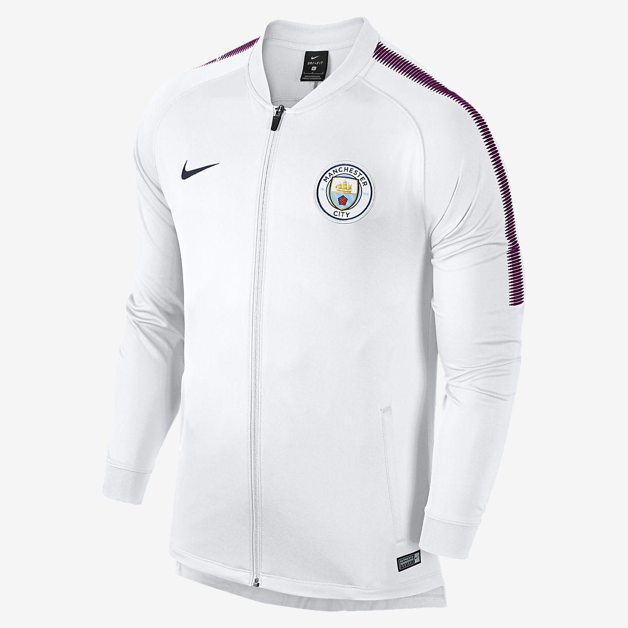 ... Manchester City FC Dri-FIT Squad Men's Track Jacket