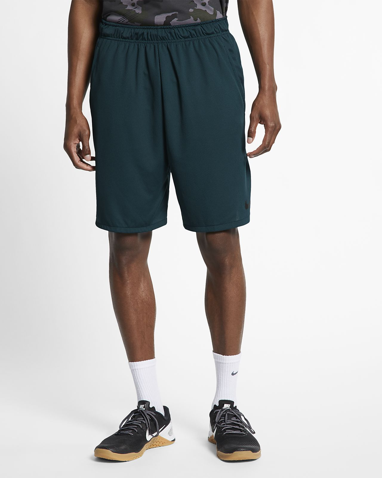 "Nike Dri-FIT Men's Woven 9"" Training Shorts"