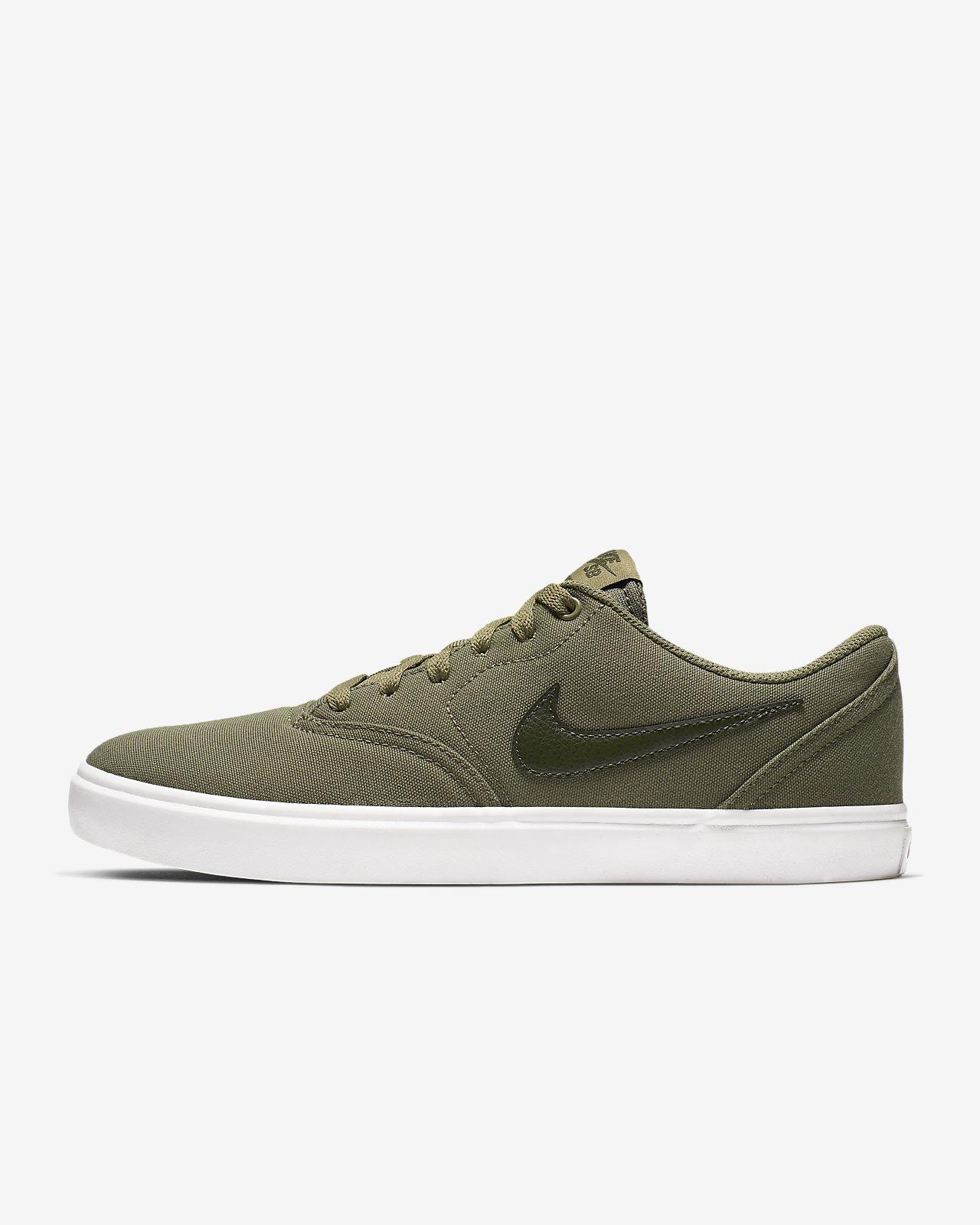 Nike SB Check Solarsoft Canvas Skateschoen heren