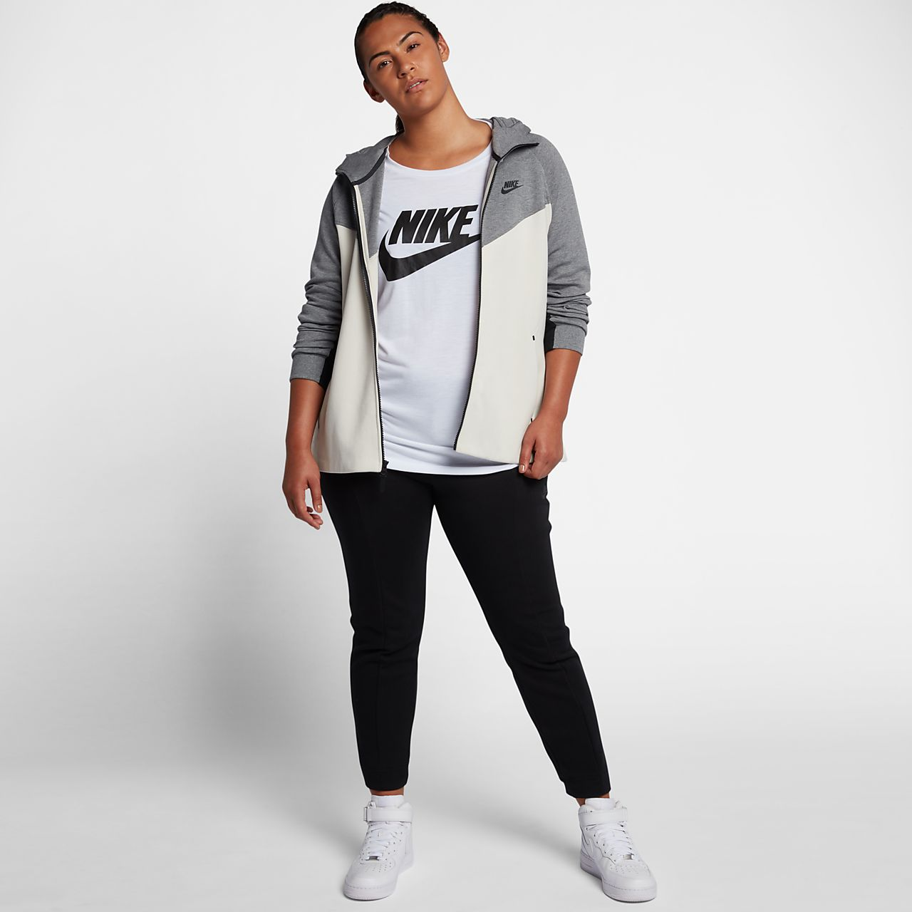 Plus size nike hoodies