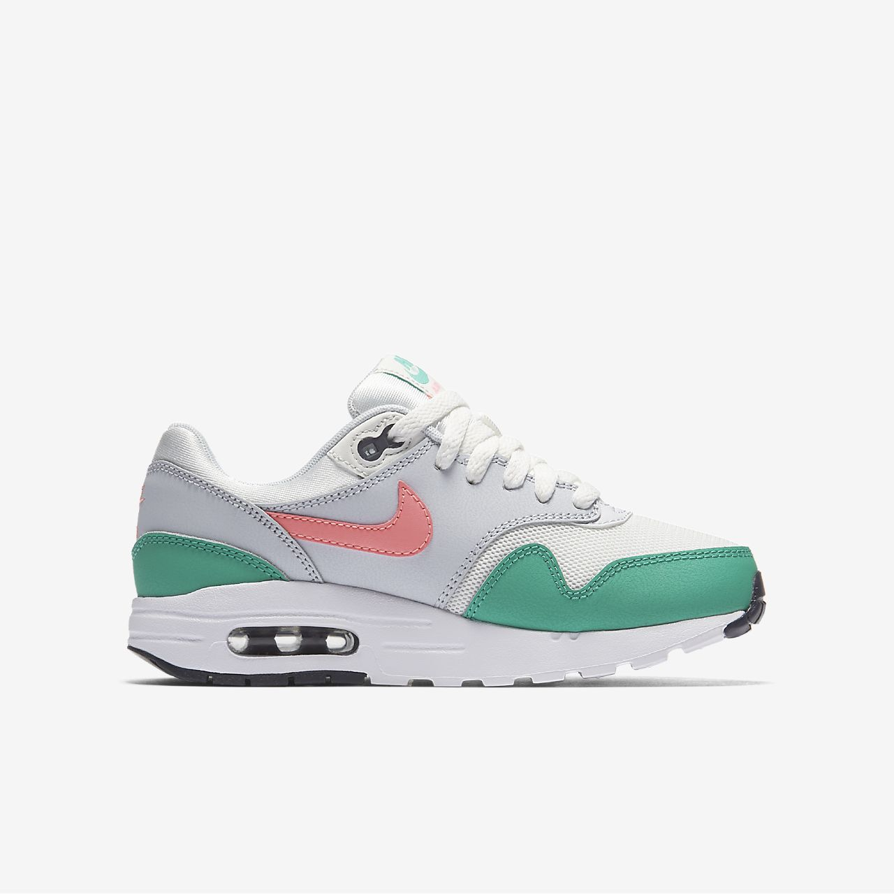 new arrivals 113c7 73102 Nike Air Max 1 Older Kids Shoe  NIKE TUNED AIR TN1 SUNSET (kids) now  available at Foot Locker . ...