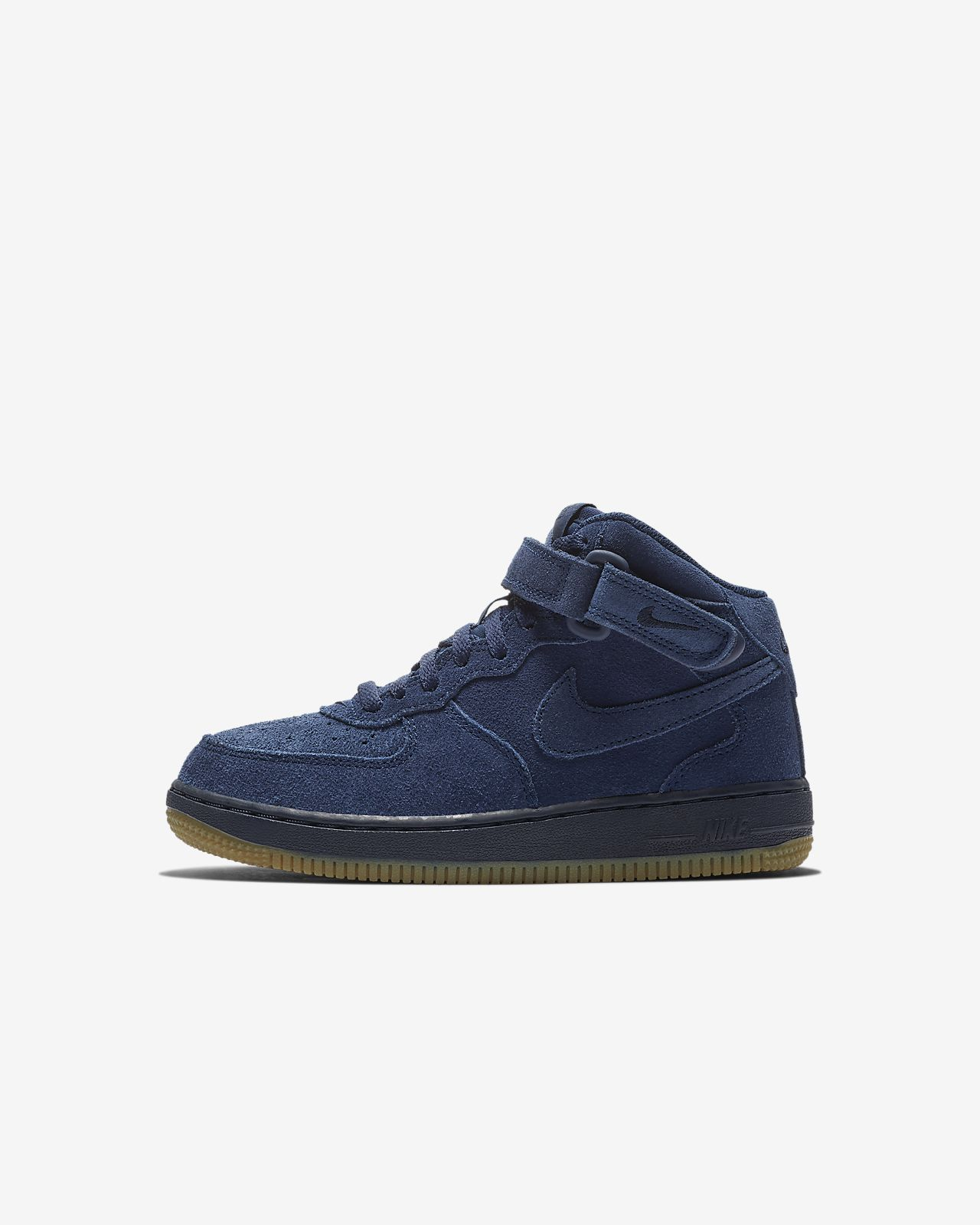 Nike Air Force 1 Mid LV8 Little Kids' Shoe