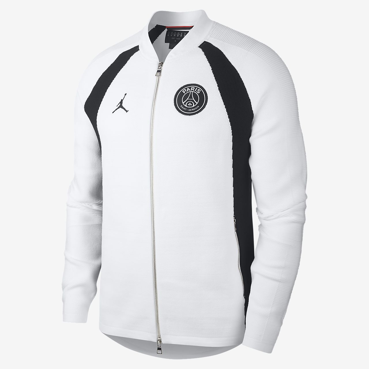 c4c99b8215c PSG Flight Knit Men's Full-Zip Jacket. Nike.com IL