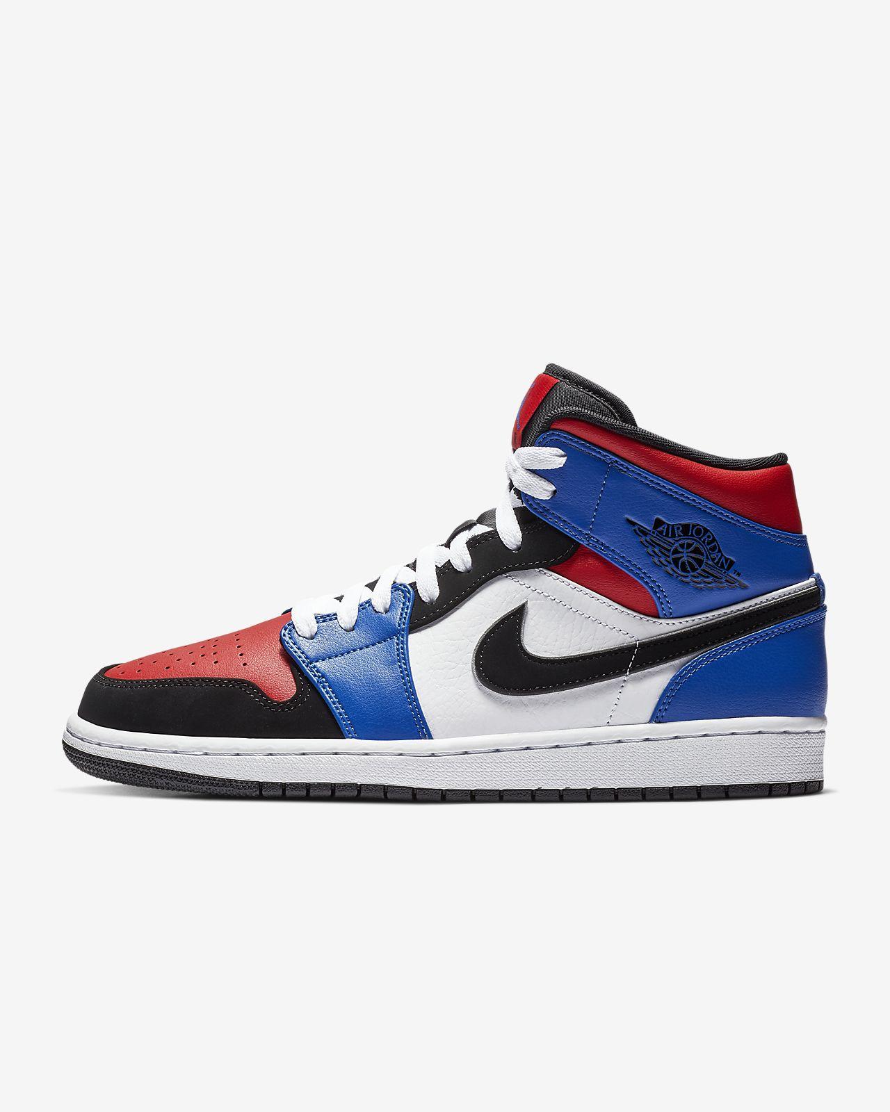 Air Jordan 1 Mid Men s Shoe. Nike.com 7c125efe6