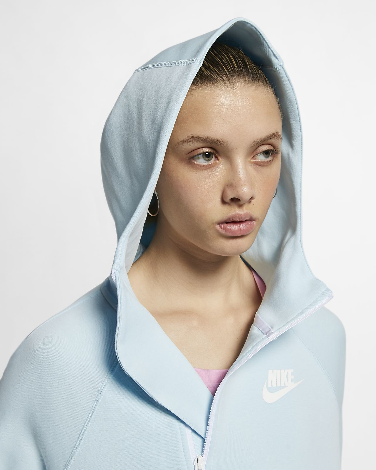 Nike Sportswear Tech Fleece Women's Full Zip Cape