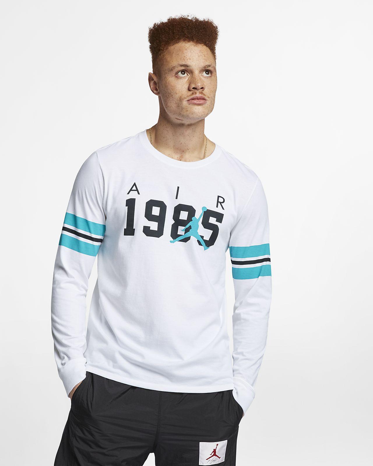 Jordan Sportswear FA Brand 6 Men's Long-Sleeve T-Shirt