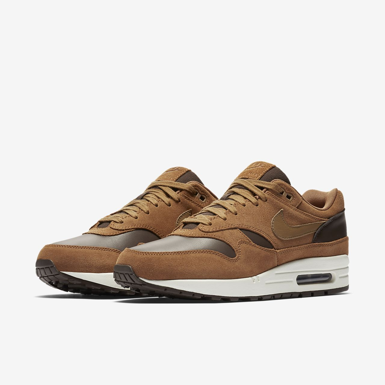 nike air max 1 premium men's shoe nz