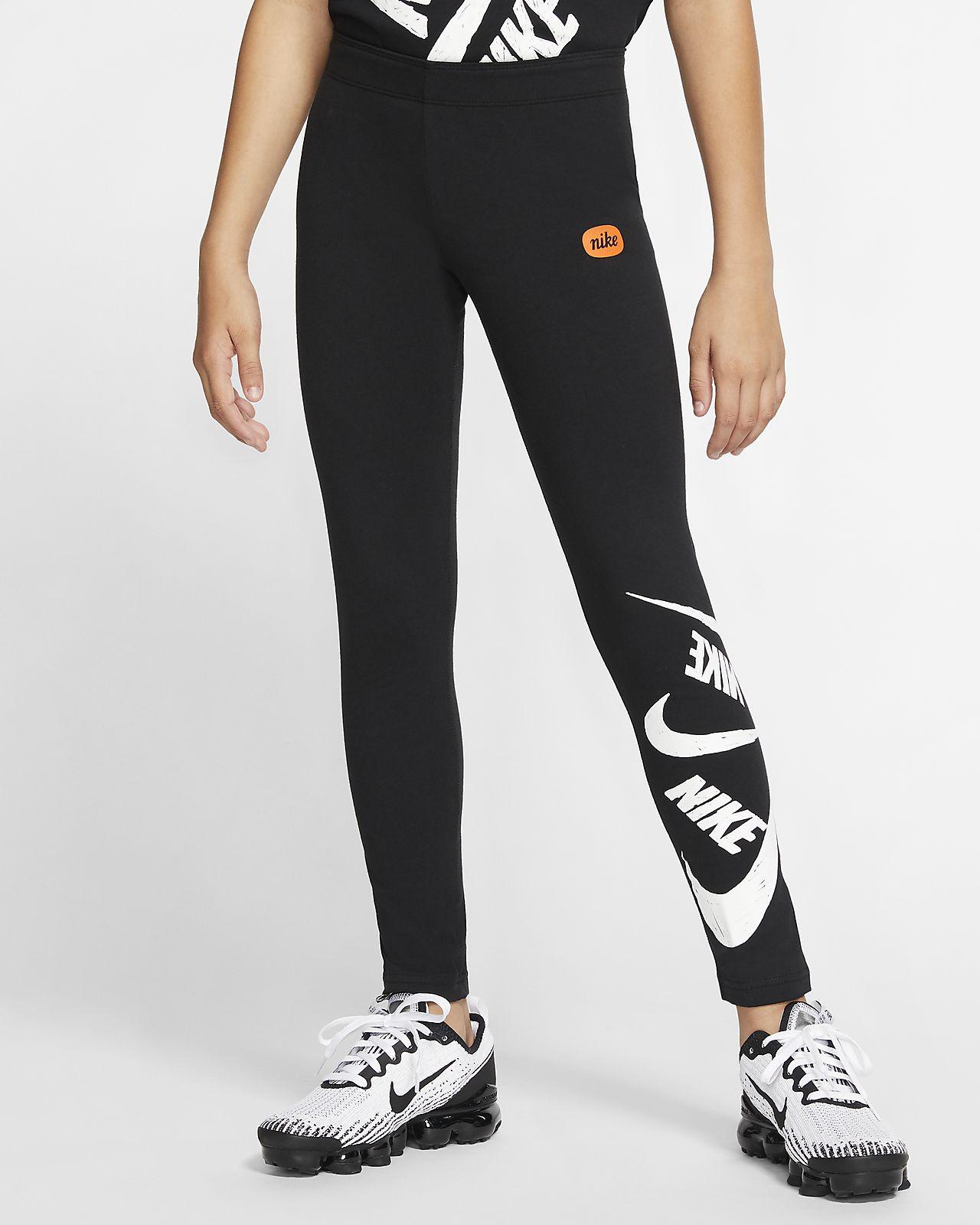 Леггинсы для девочек школьного возраста Nike Sportswear