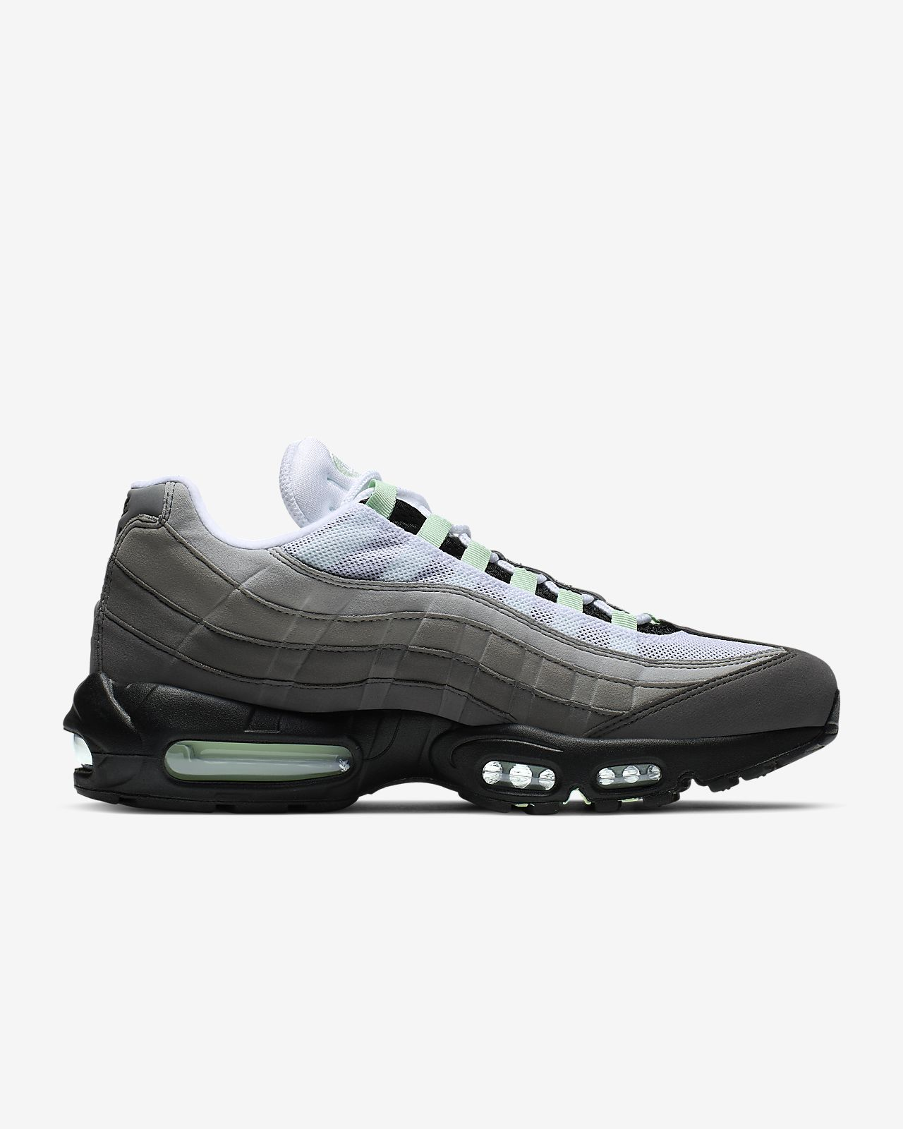 nouveau style 28fd5 896ee Chaussure Nike Air Max 95 pour Homme