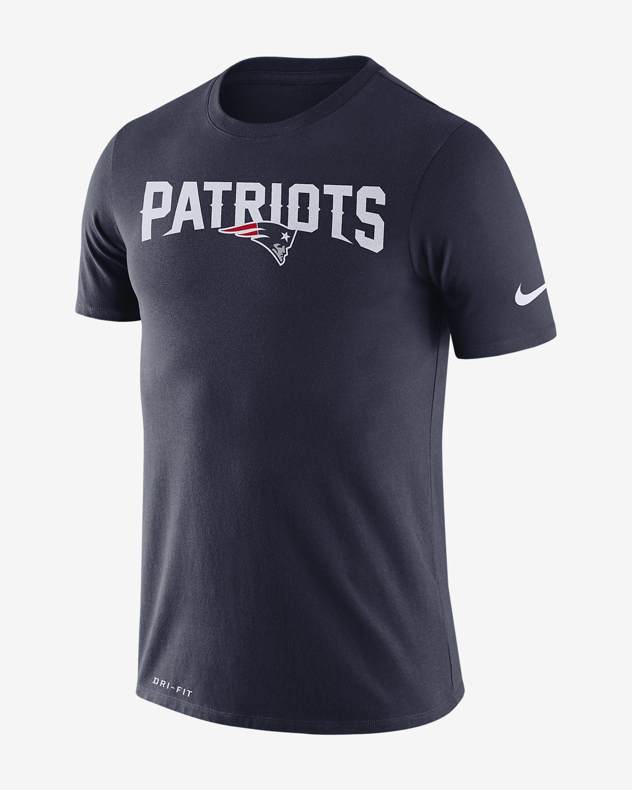 new images of purchase cheap where can i buy Nike Dri-FIT (NFL Patriots) Herren-T-Shirt