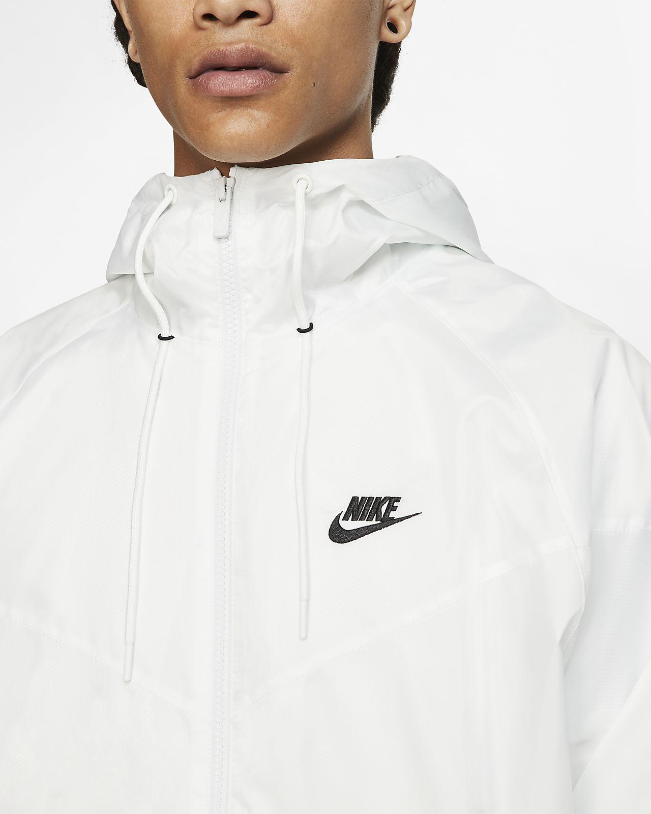 Giacca a vento con cappuccio Nike Sportswear Windrunner Uomo
