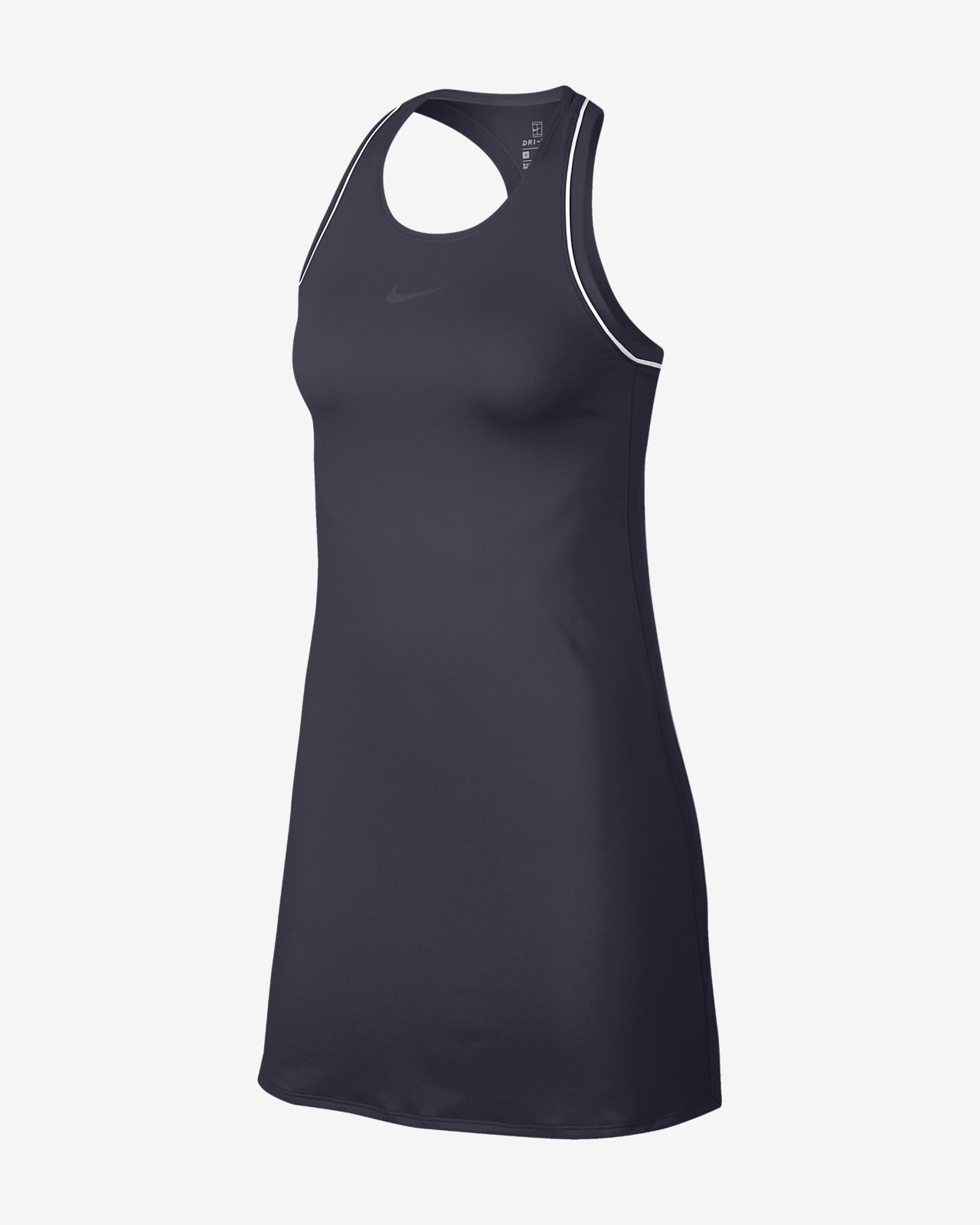 Dámské tenisové šaty NikeCourt Dri-FIT