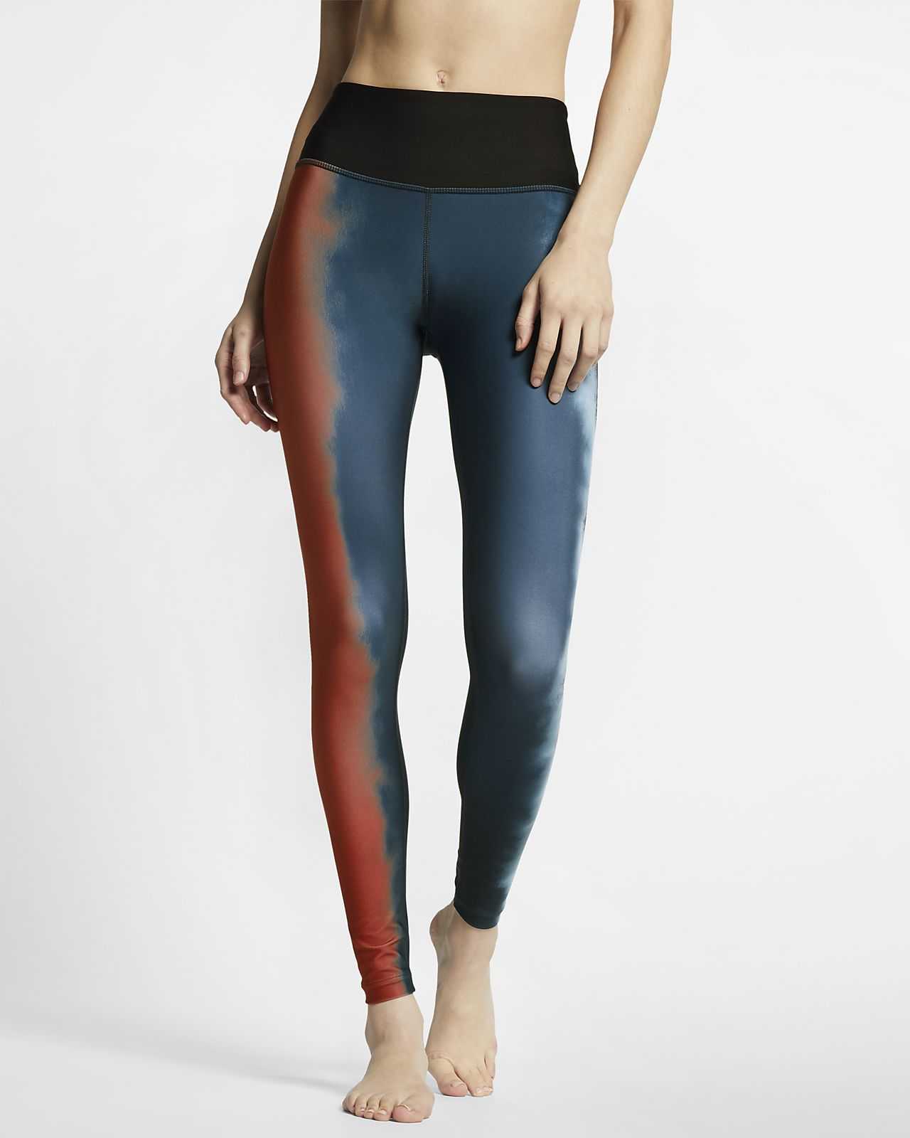 Leggings de surf Hurley Quick Dry Gradient para mulher