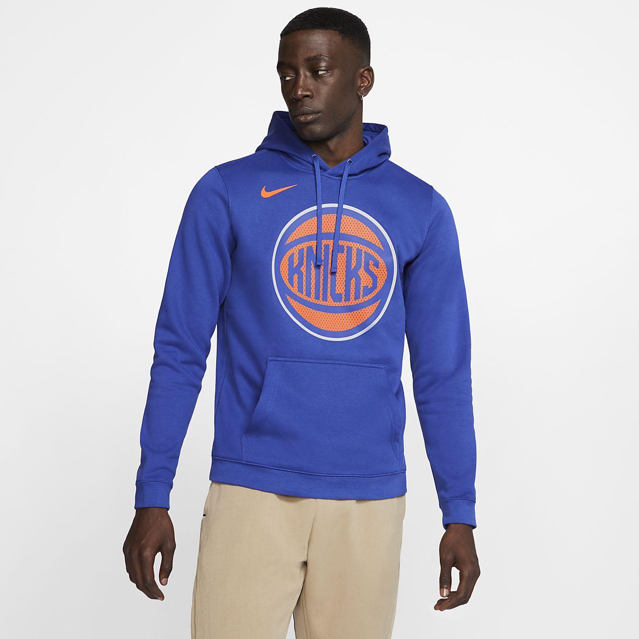 New York Knicks Nike Men's NBA Hoodie