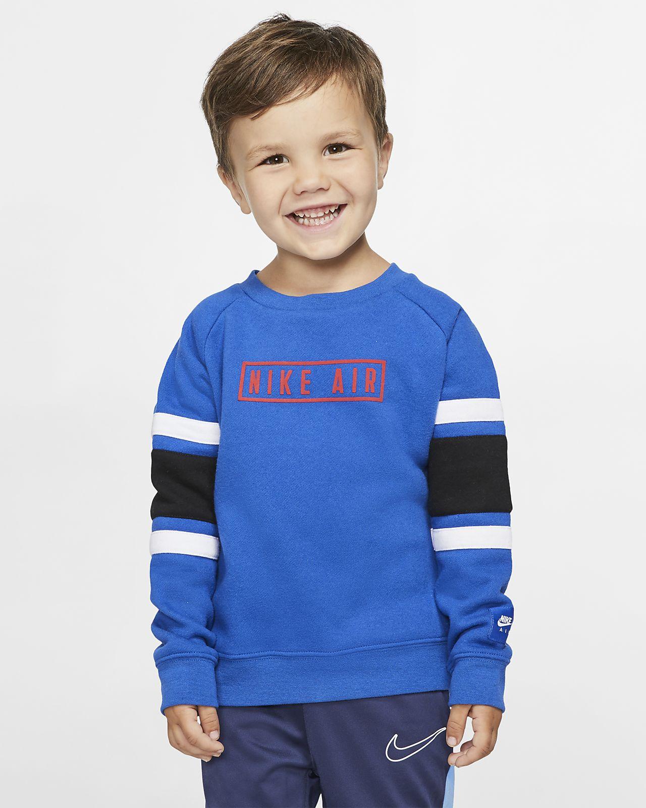 Nike Air Color-Blocked 婴童圆领上衣