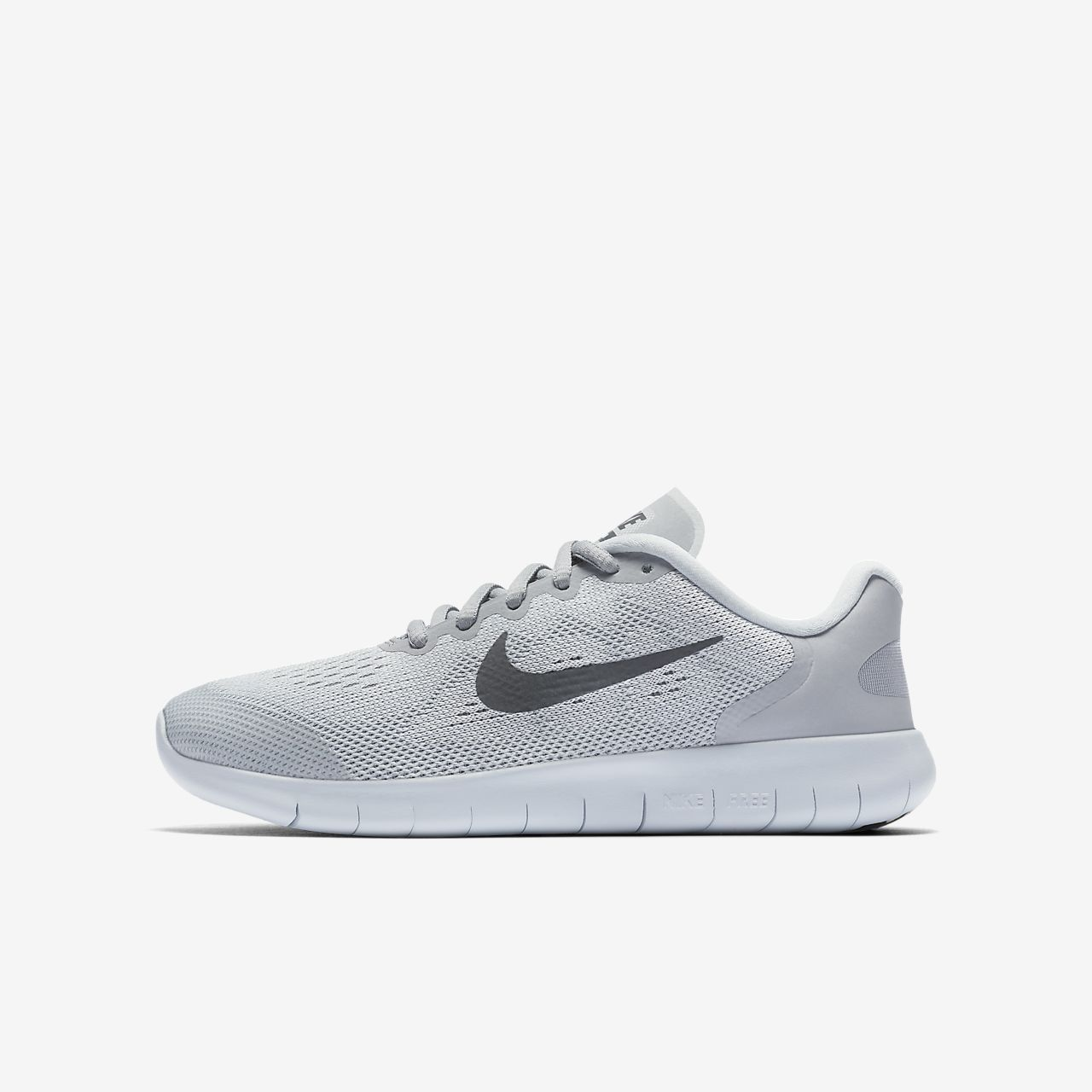 ... Nike Free RN 2017 Older Kids' Running Shoe